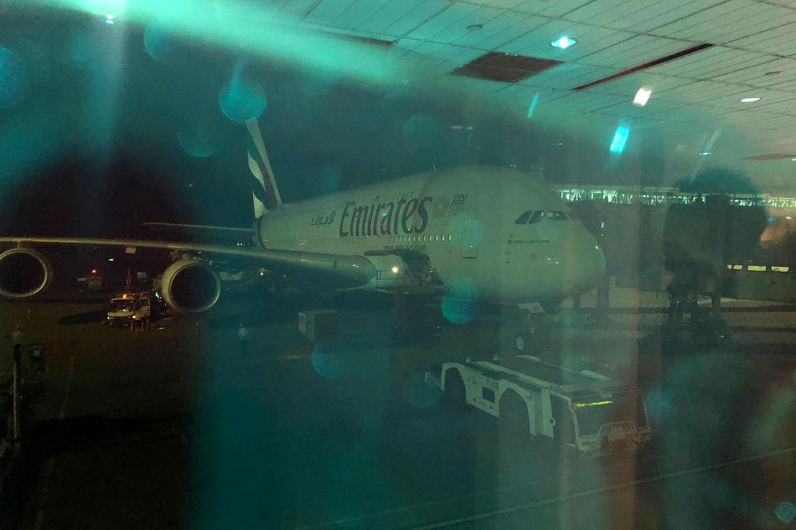 阿聯酋航空A380長途體驗|世界最大客機- 杜拜轉機義大利米蘭