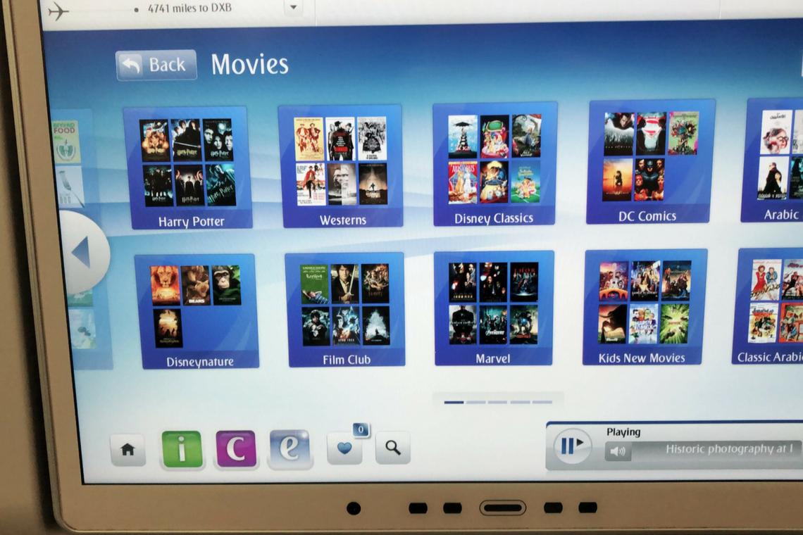 阿聯酋飛機_電影類型分類