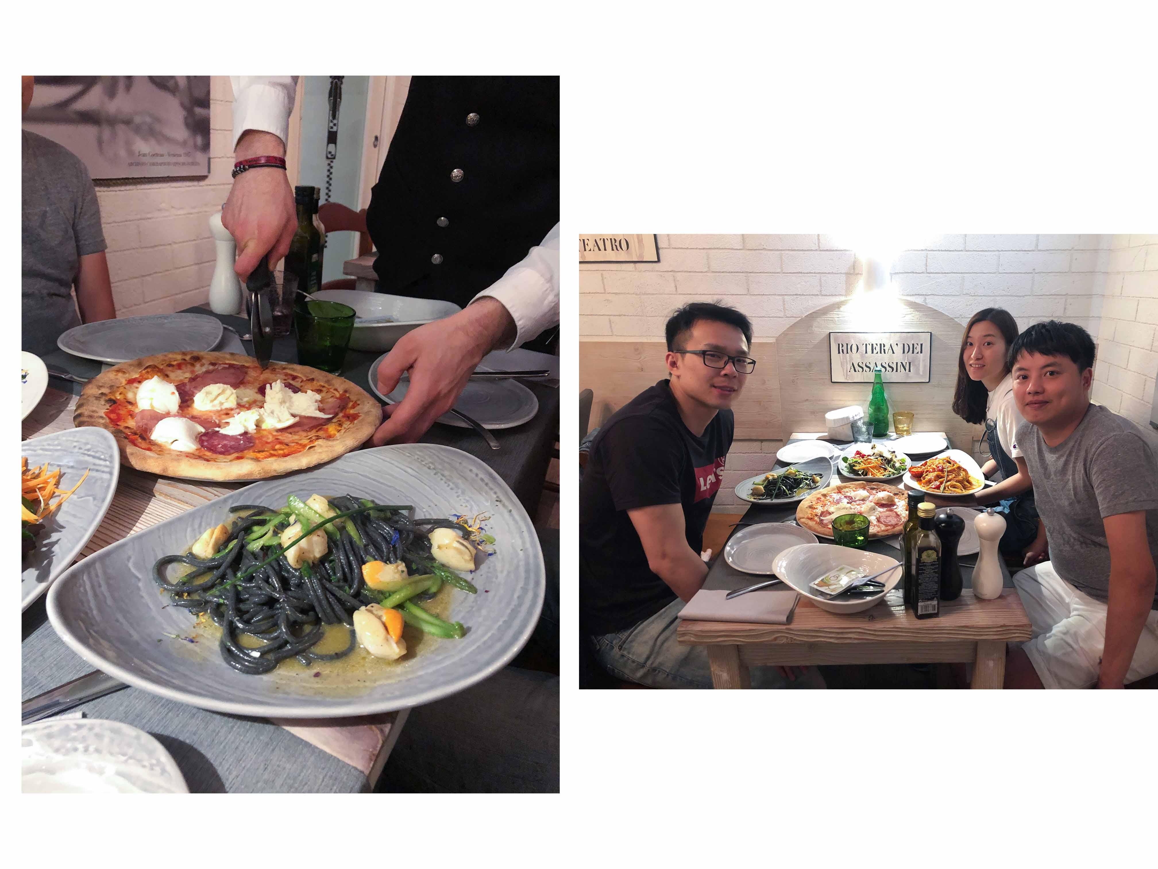 ALeTole餐廳服務