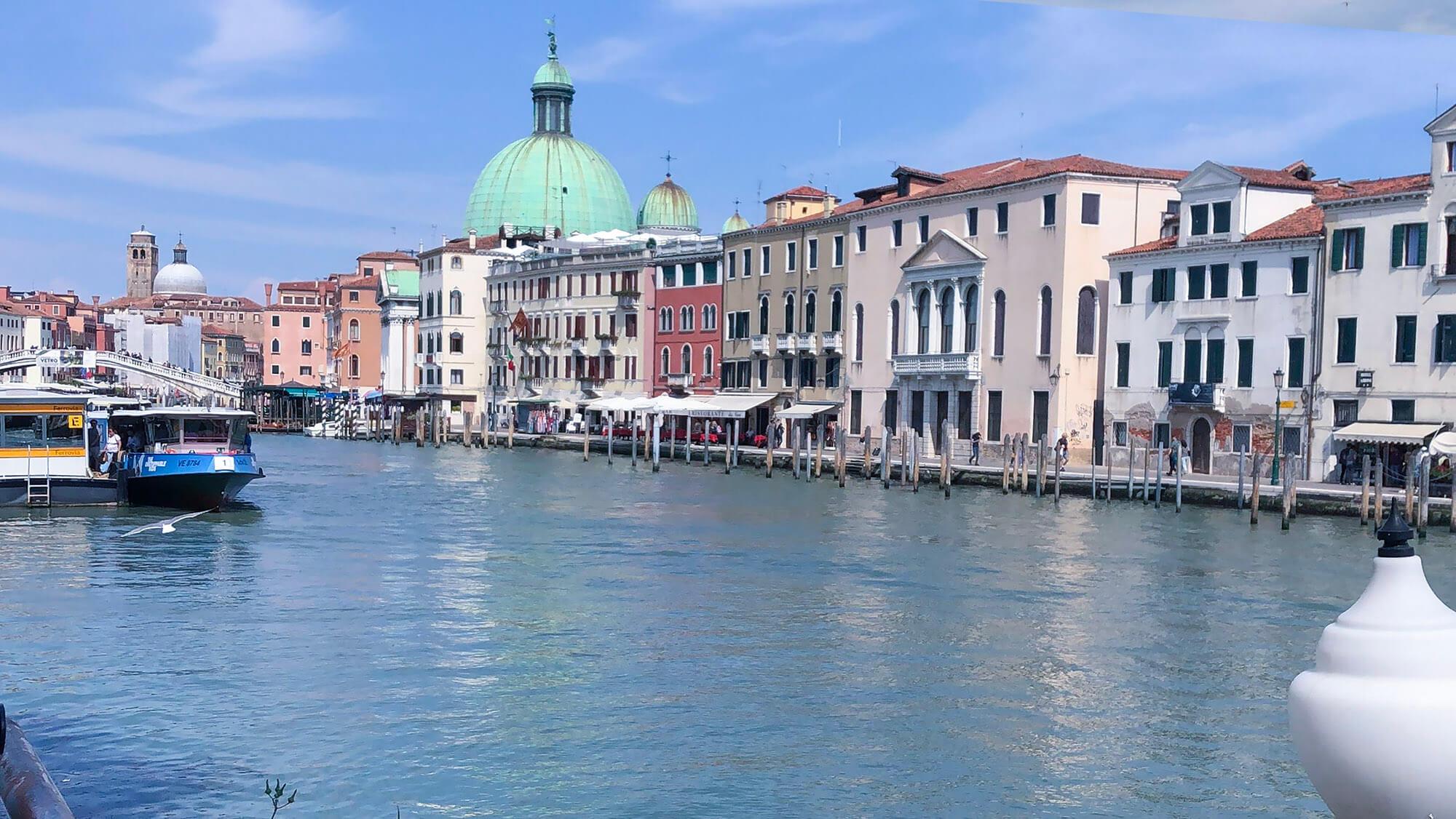 威尼斯Venice大運河
