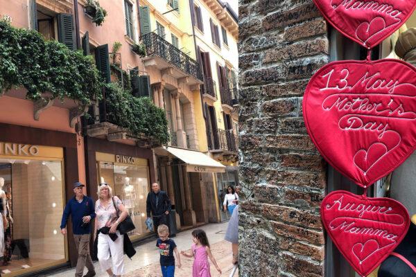 維洛那Verona|莎士比亞筆下的愛之都,歷史悠久的暖橘色北義大利古城市!