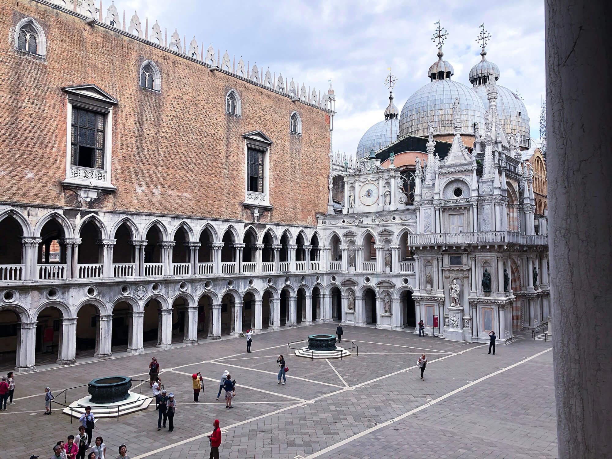 威尼斯_總督府Palazzo Ducale