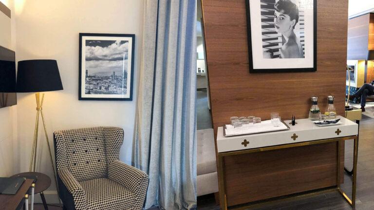 佛羅倫斯住宿|奧黛麗赫本典藏風格-Hotel Cerretani Firenze MGallery by Sofitel住宿推薦