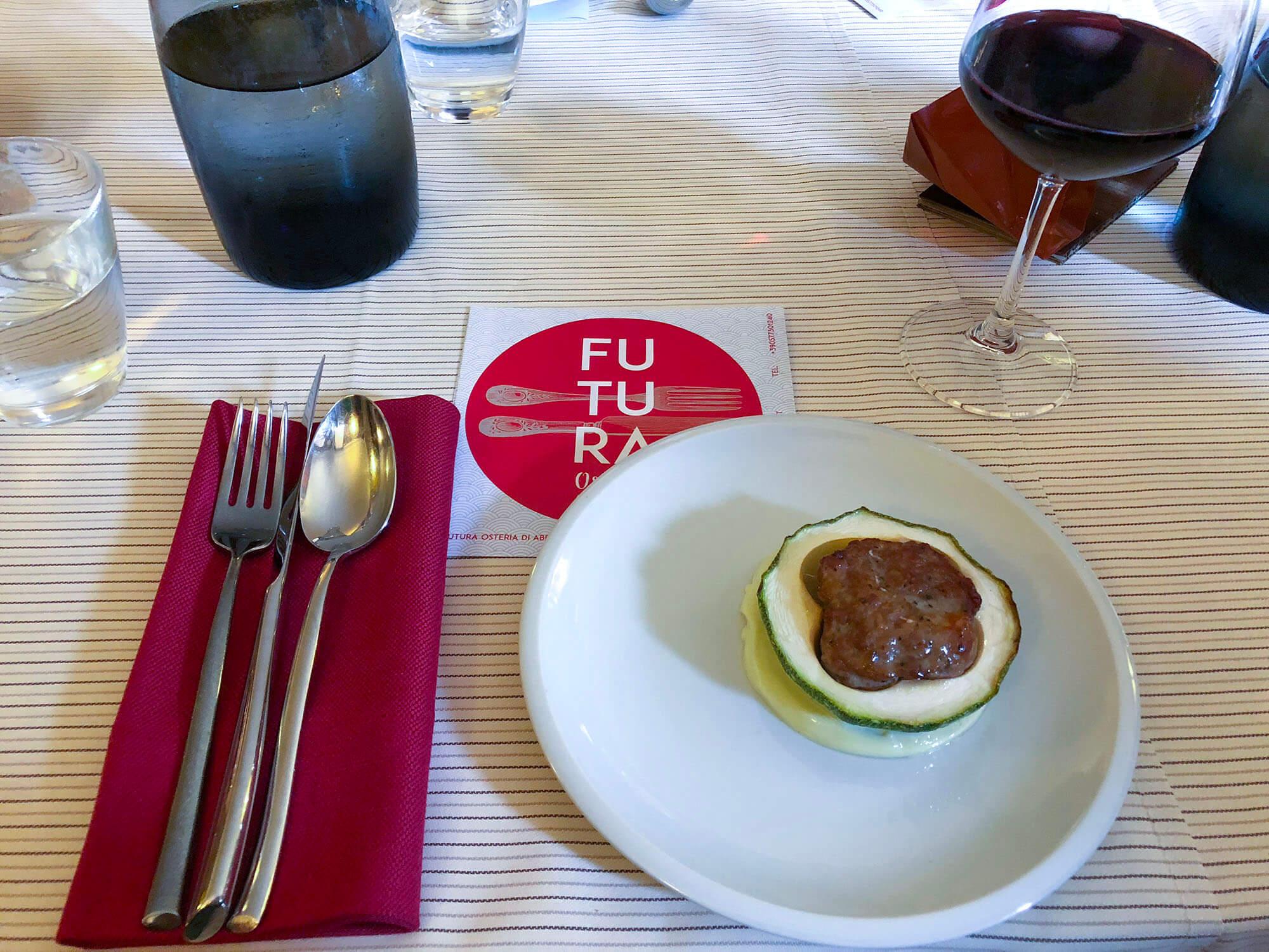 西恩納推薦莊園美食Futura Osteria_6