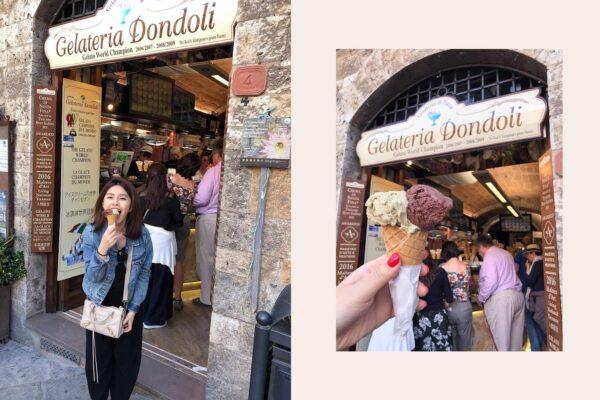 義大利Gelato經典口味翻譯,必吃的Top.5 Gelato義式冰淇淋!