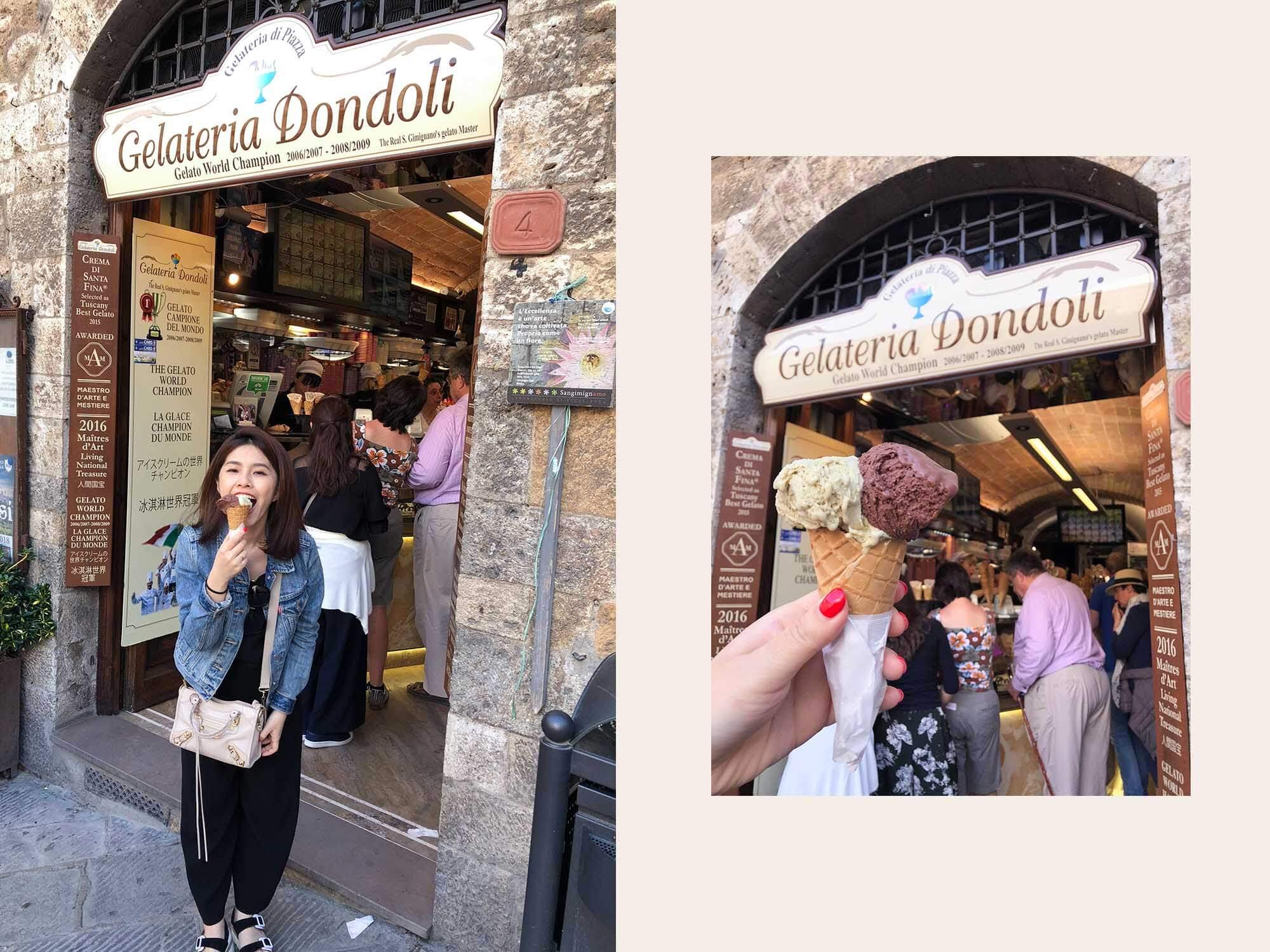 世界冠軍冰淇淋_義大利必吃的5家Gelato