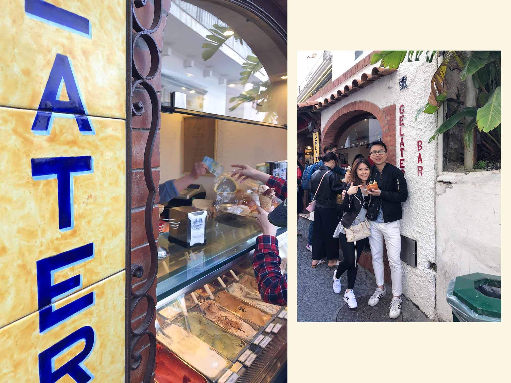 Gelateria Buonocore Capri_義大利必吃的5家Gelato