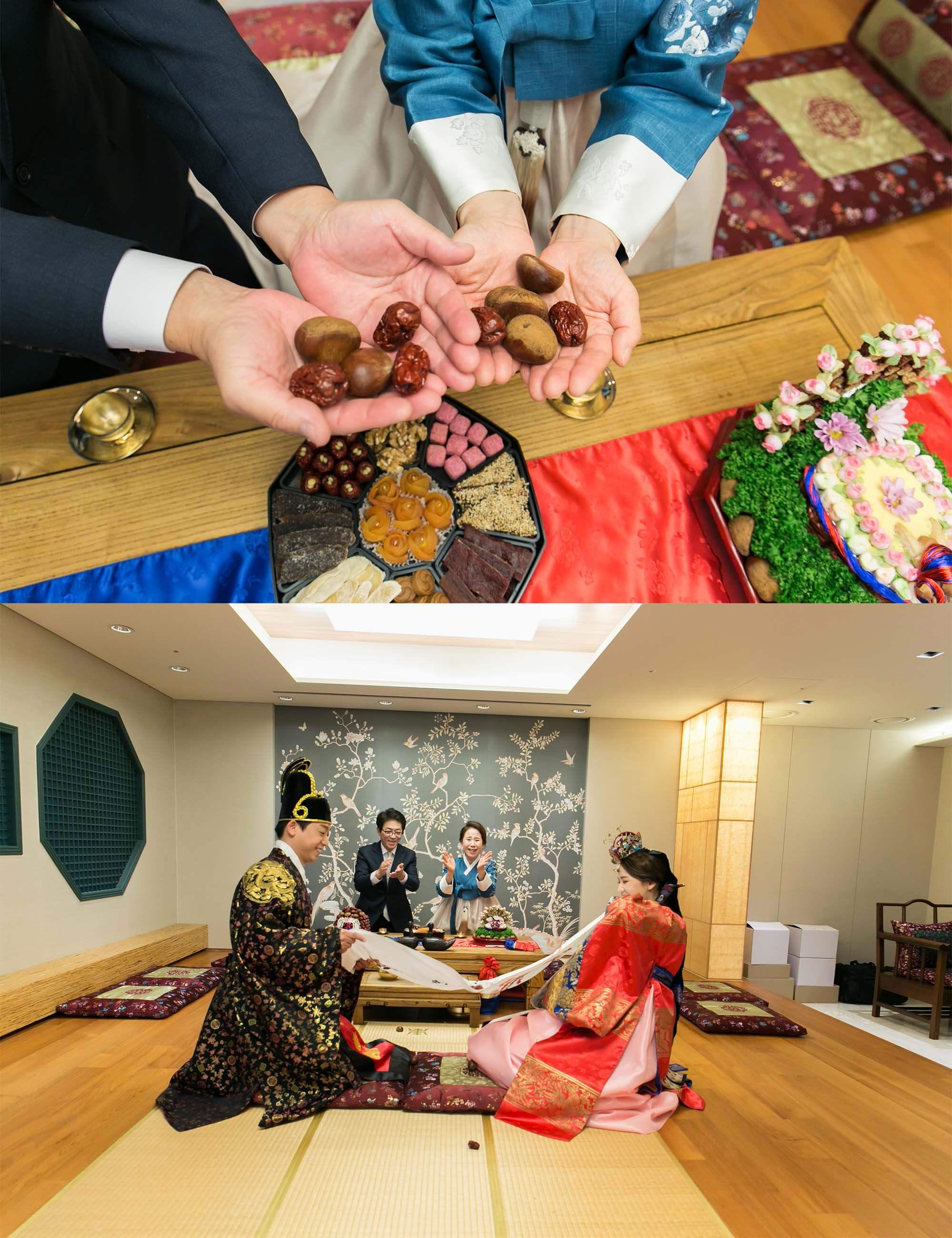 PJHOTEL_傳統韓式婚禮2