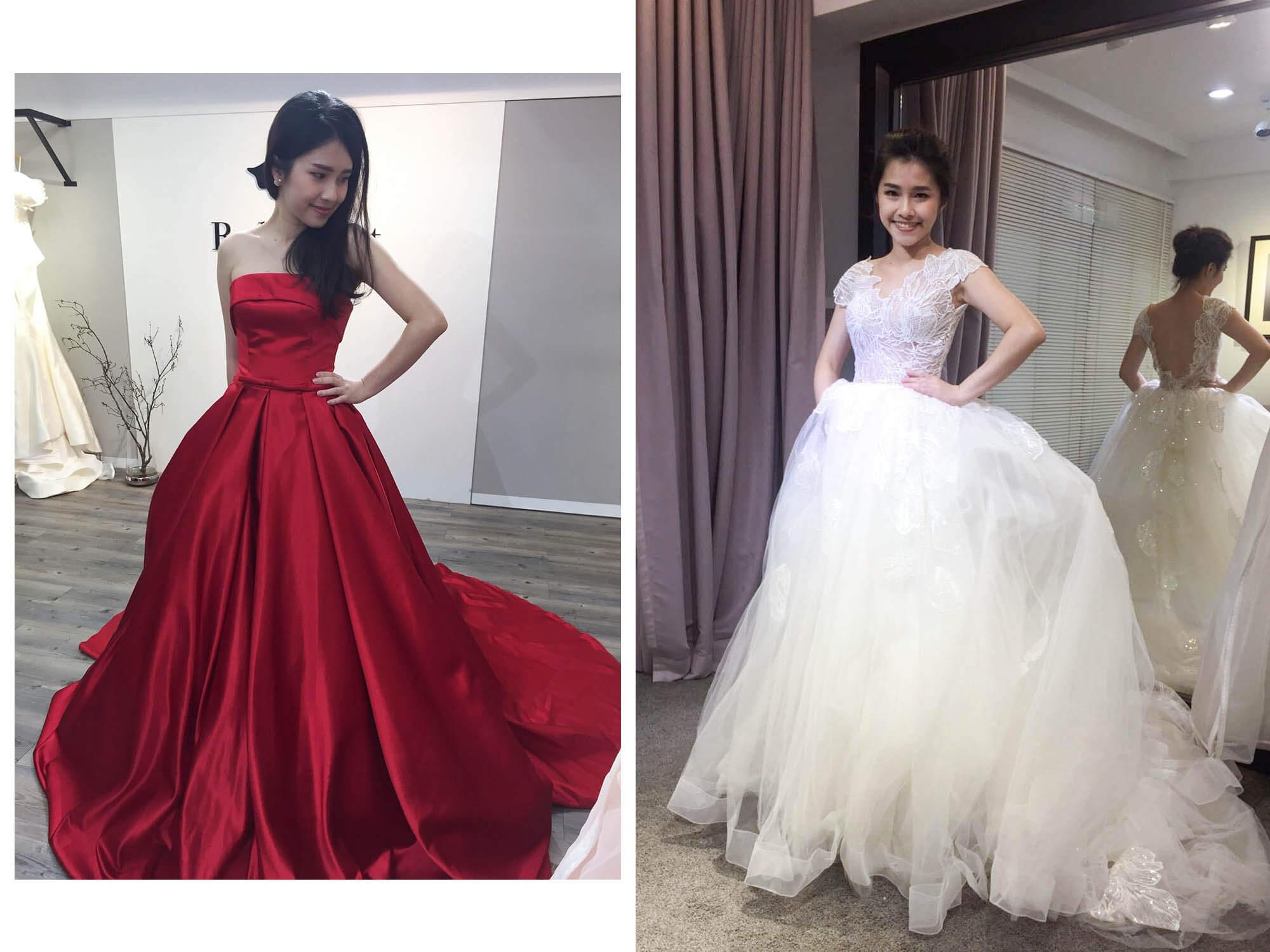Red Carpet婚紗