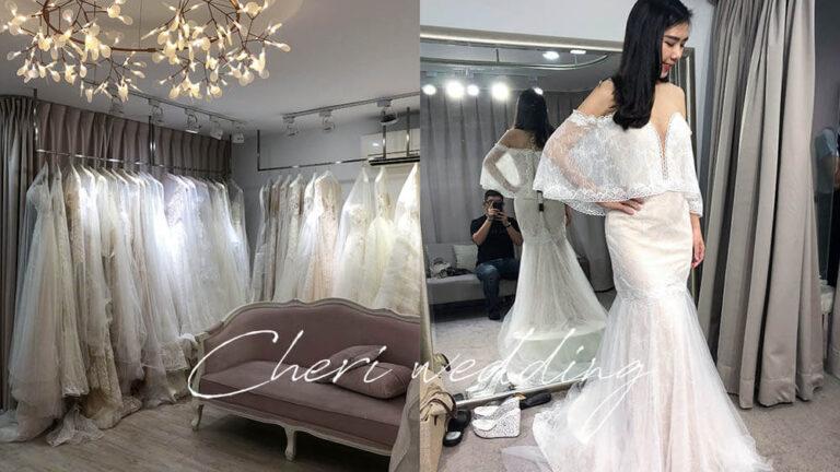 Cheri wedding cover