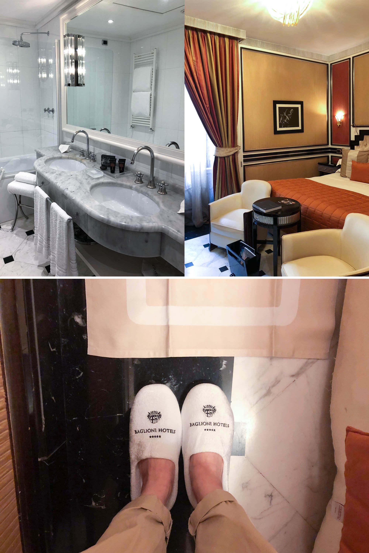 baglioni hotel飯店房間4