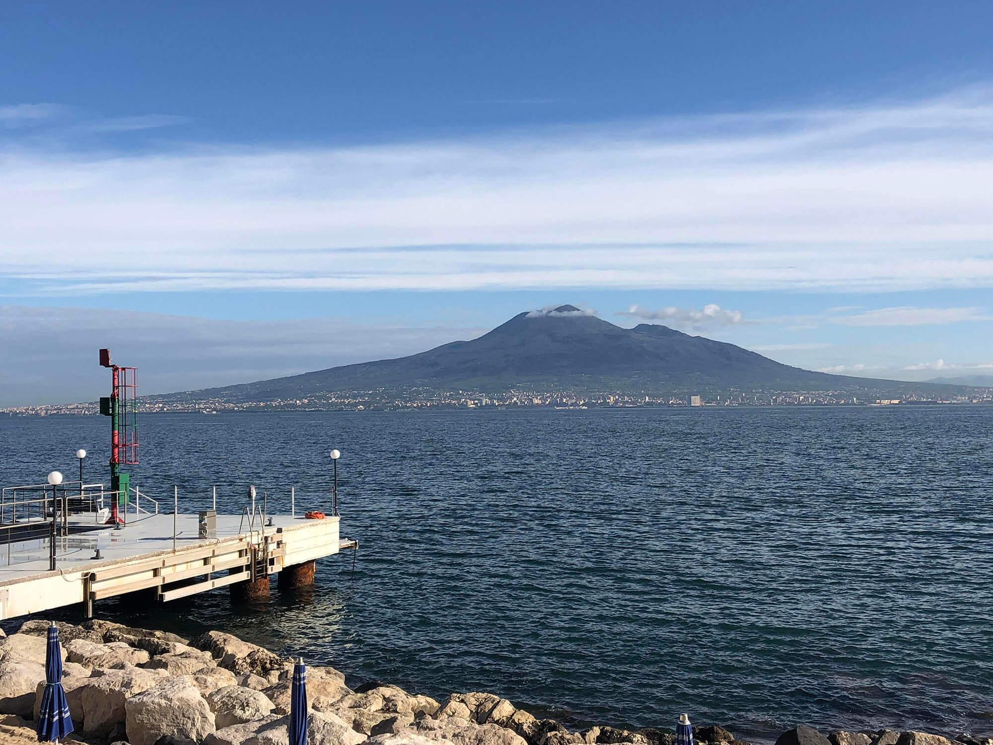 Vesuvio維蘇威火山