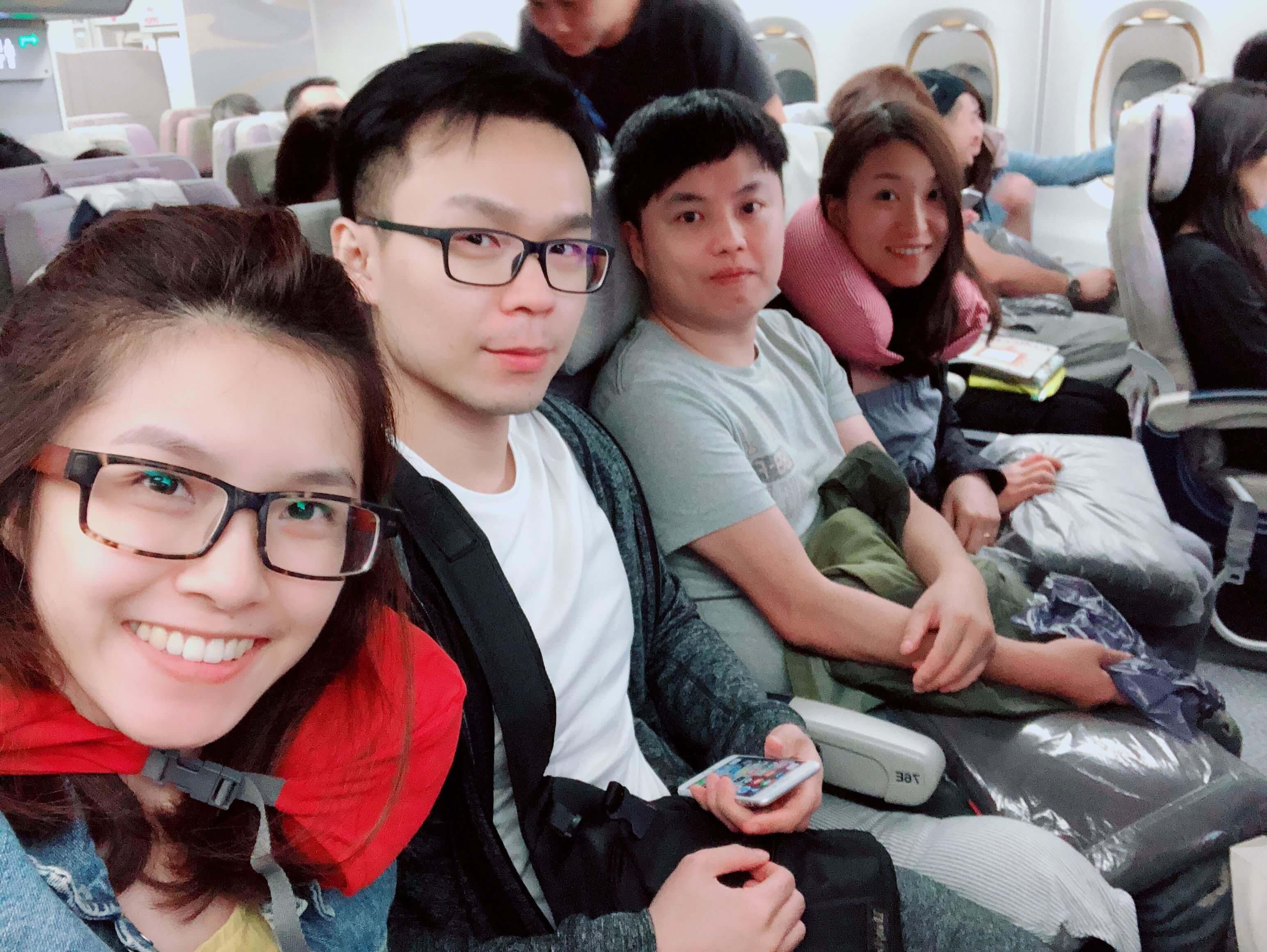 阿聯酋搭機體驗2