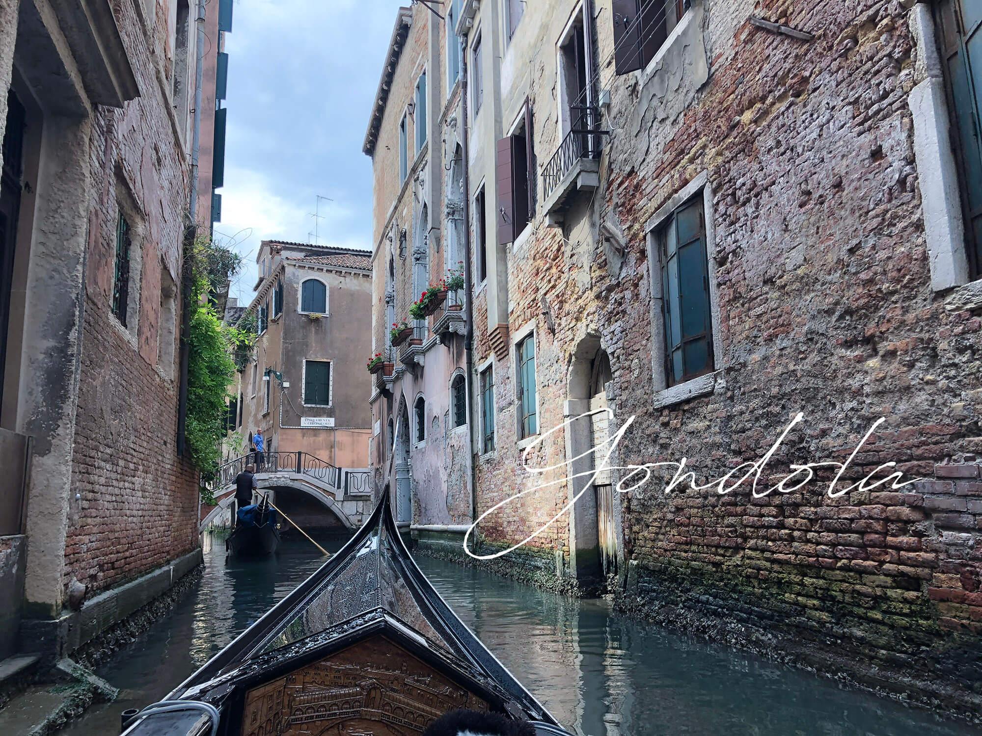 威尼斯|貢多拉Gondola(鳳尾船)價格、搭船方式&推薦路線