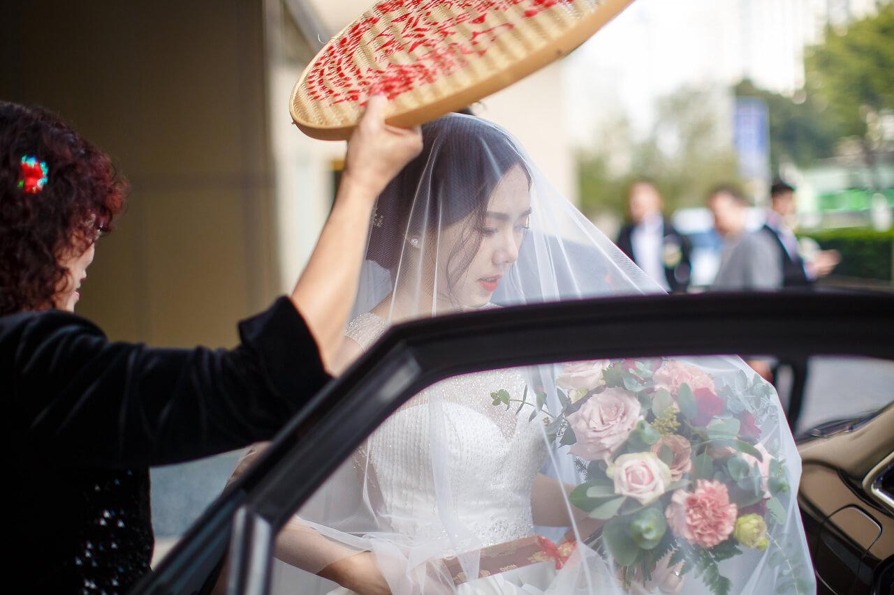 米篩遮新娘2