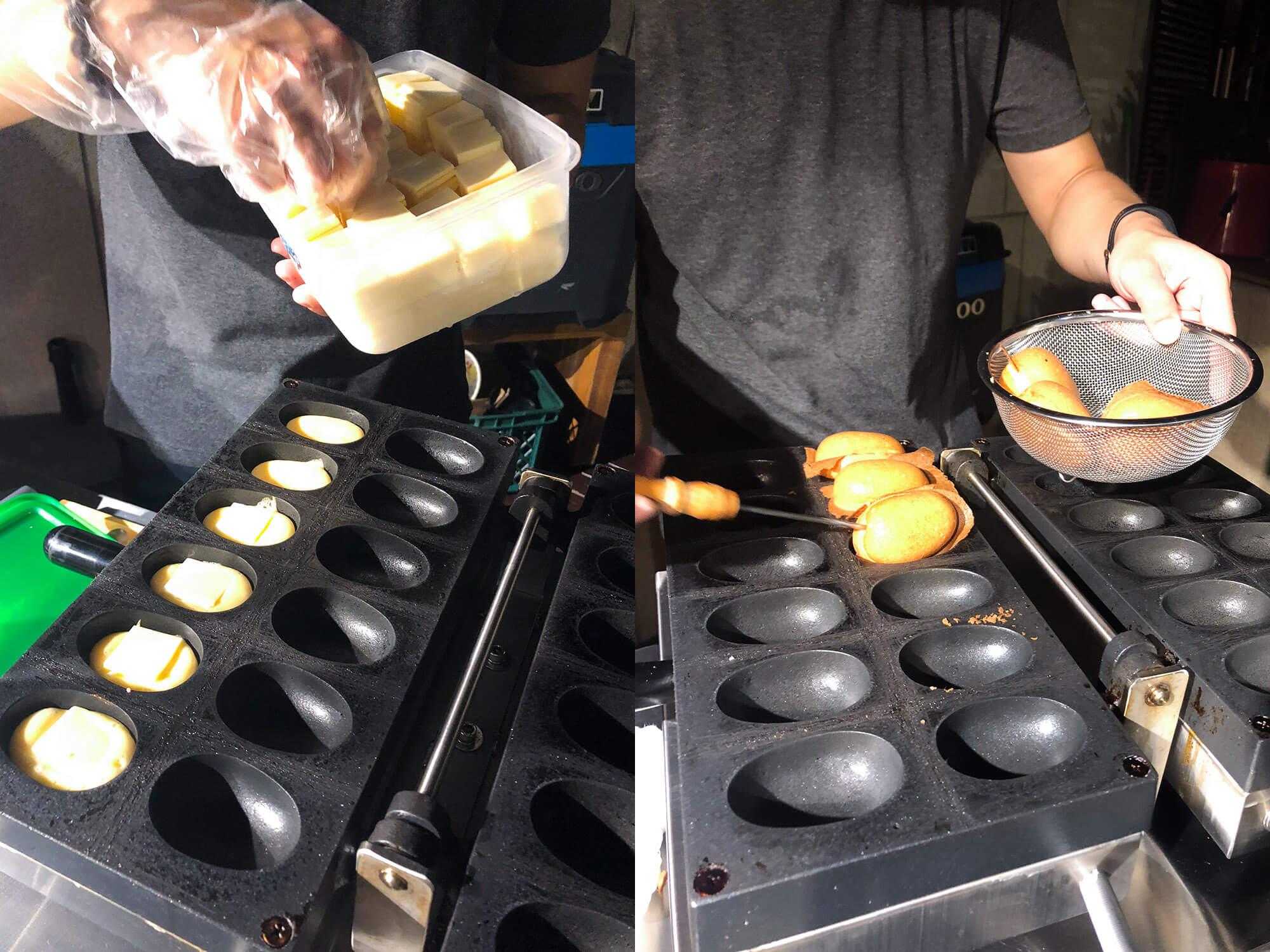 getandgo製作起士雞蛋糕