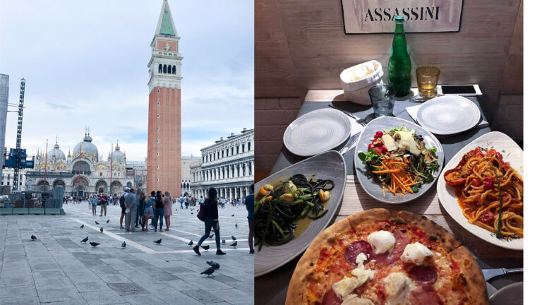 威尼斯必吃top8人氣餐廳