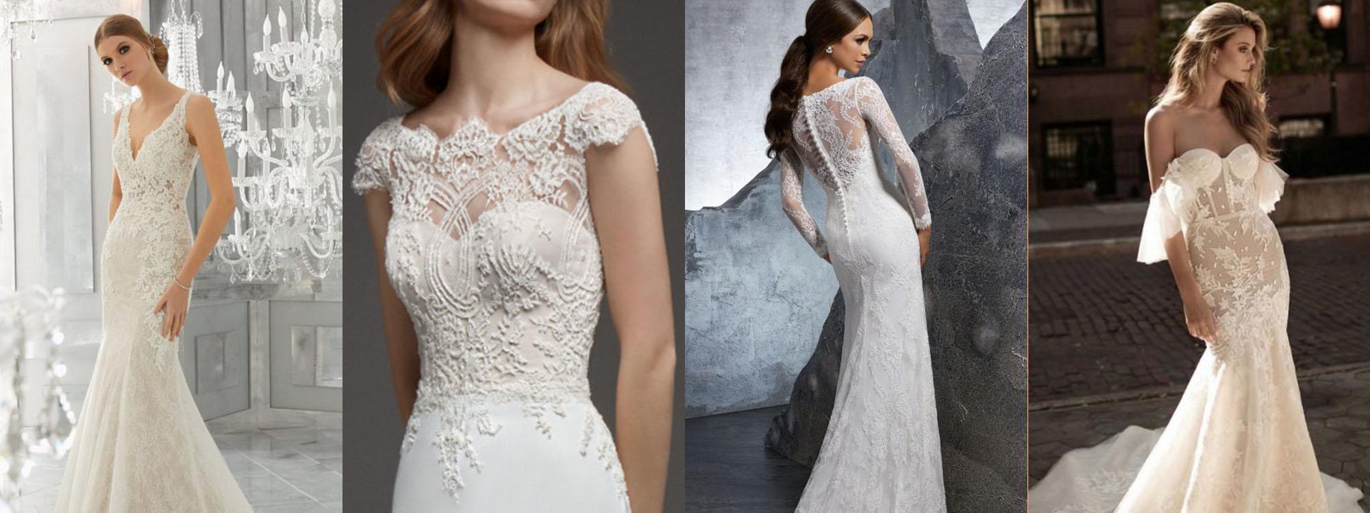 袖管類型-婚紗統整