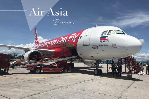 長灘島機票|飛往Kalibo機場,各家航班分析&Air Asia線上購票教學