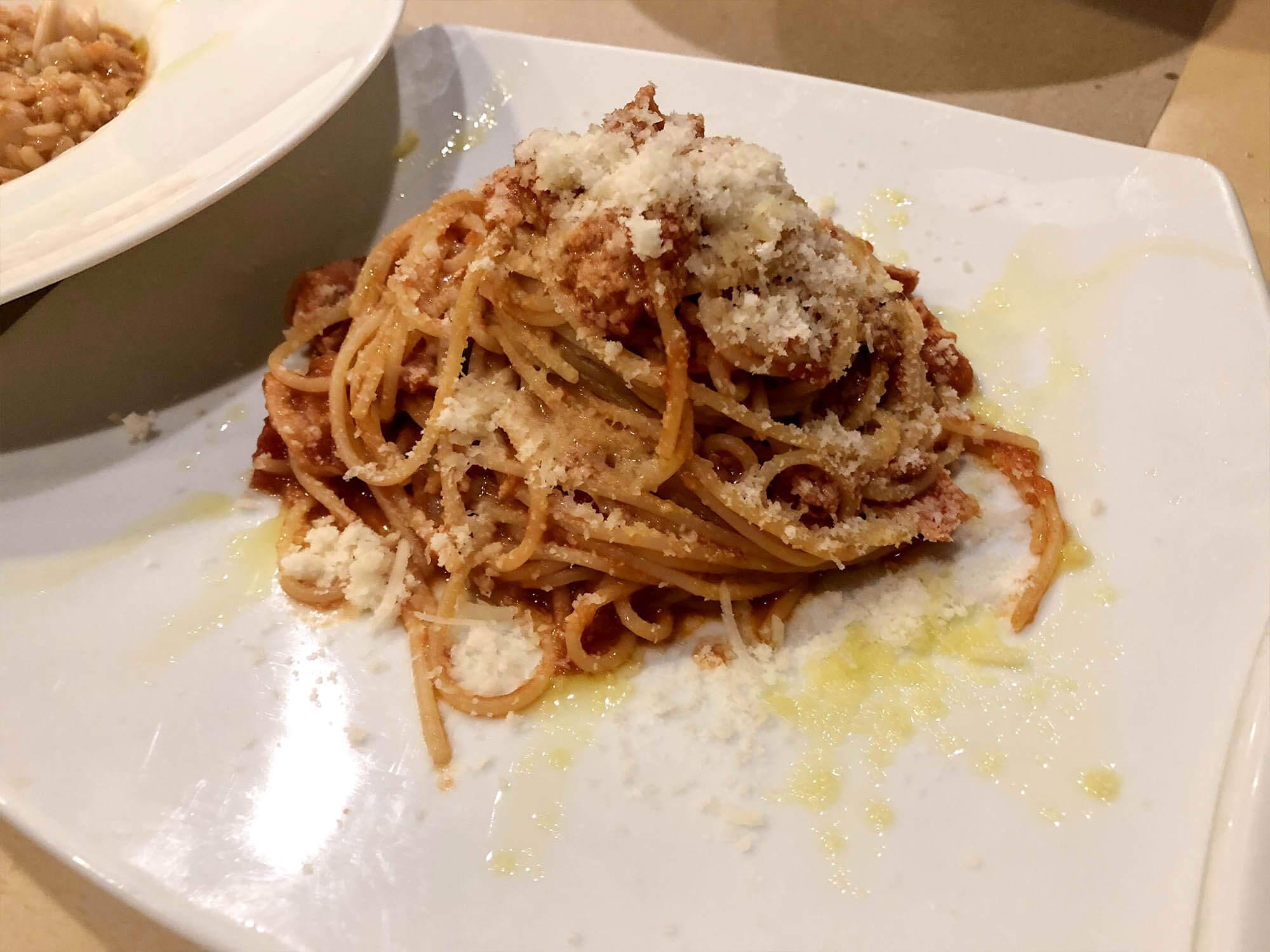 Aria餐廳_義大利麵