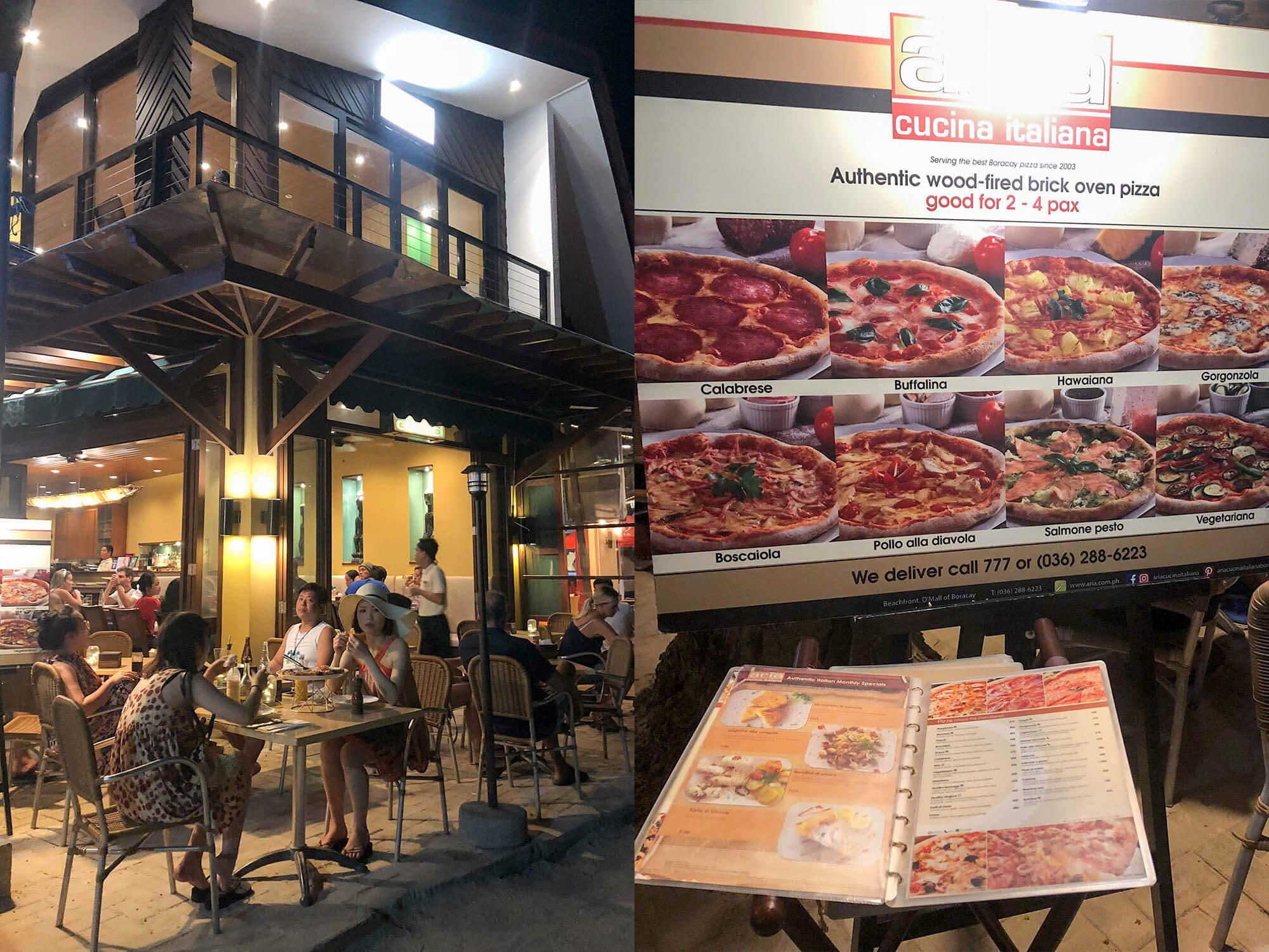 Aria餐廳_boracay在哪裡