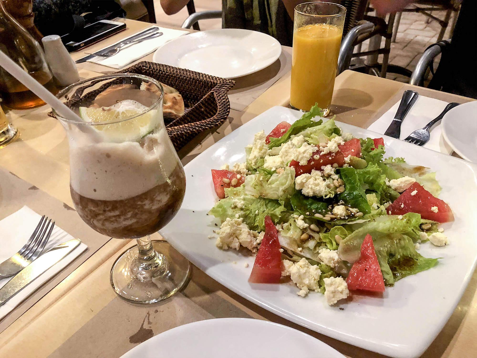 Aria餐廳_boracay飲料