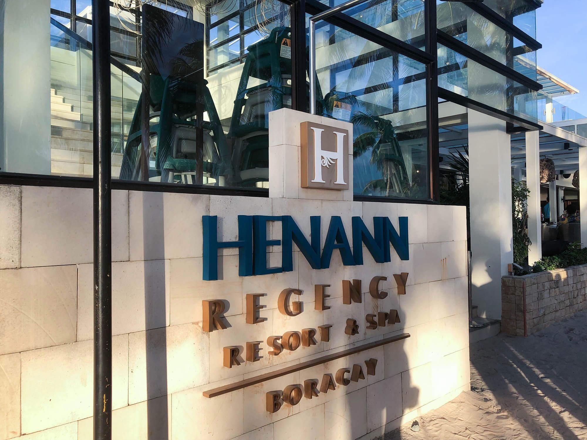 Henann Regency