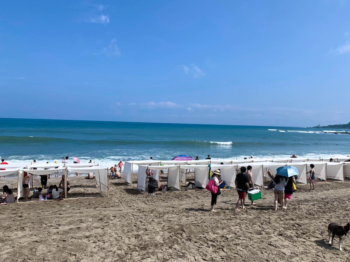 白沙灣沙灘