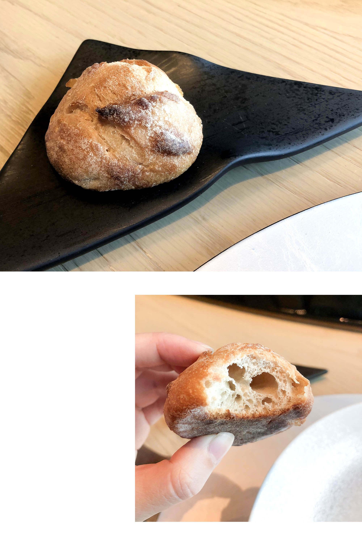 TheukaiTAIPEI蜂蜜芥末麵包