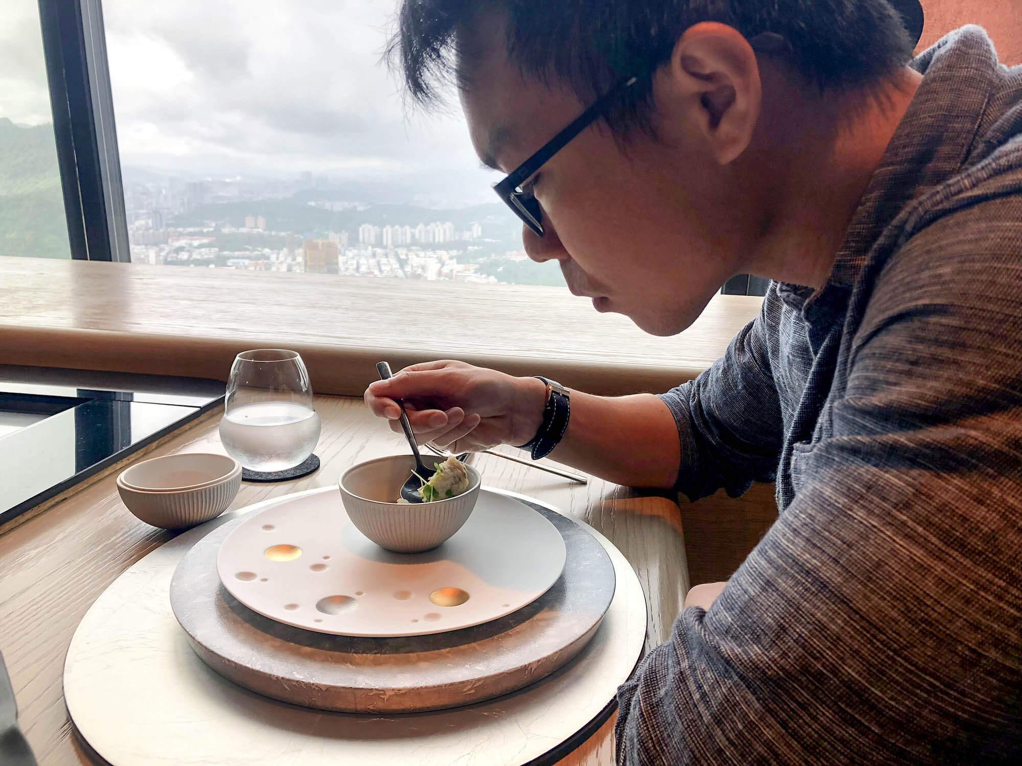 Theukaitaipei_蟹肉燉洋蔥1