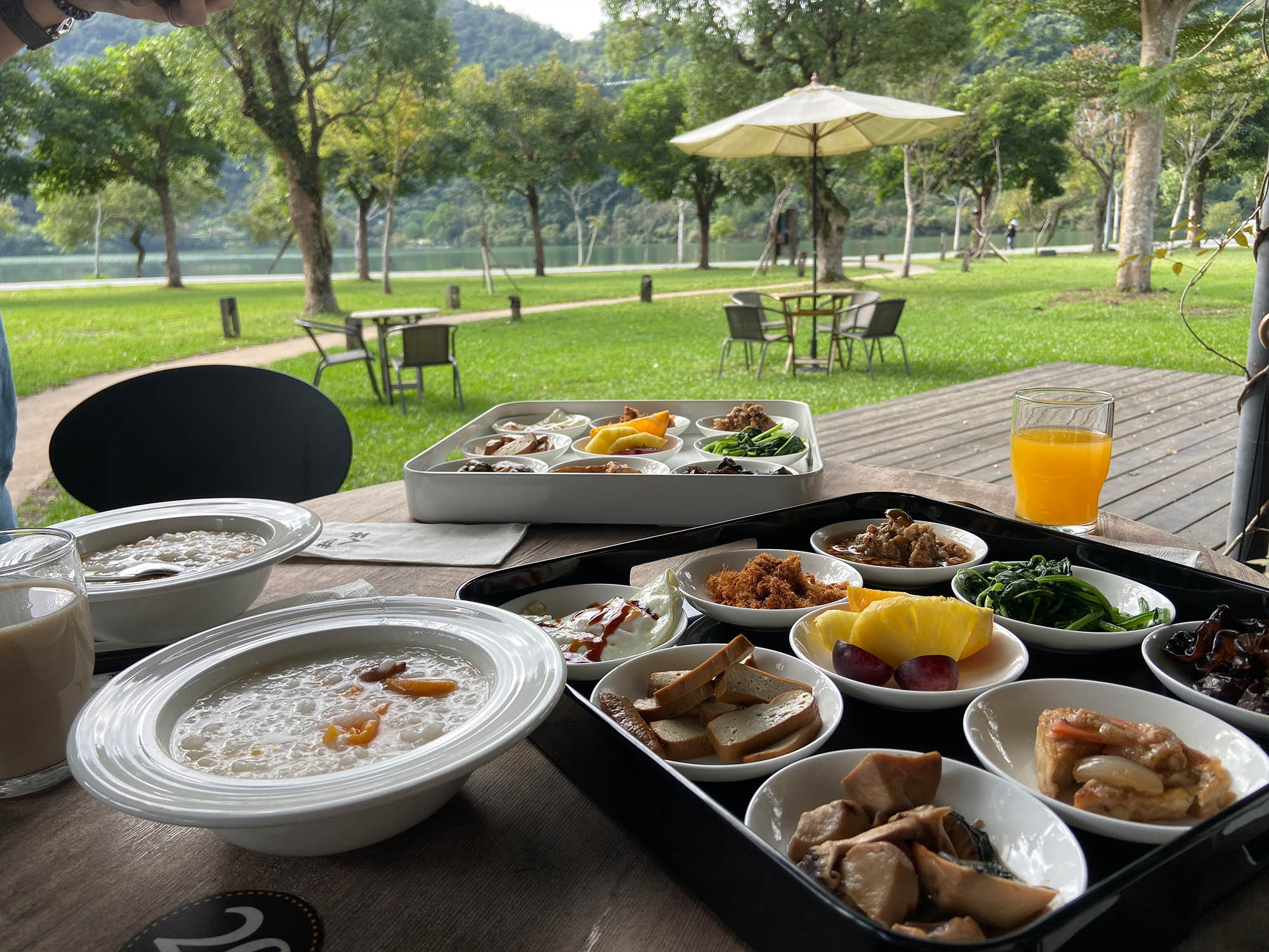 天ㄟ露營車早餐