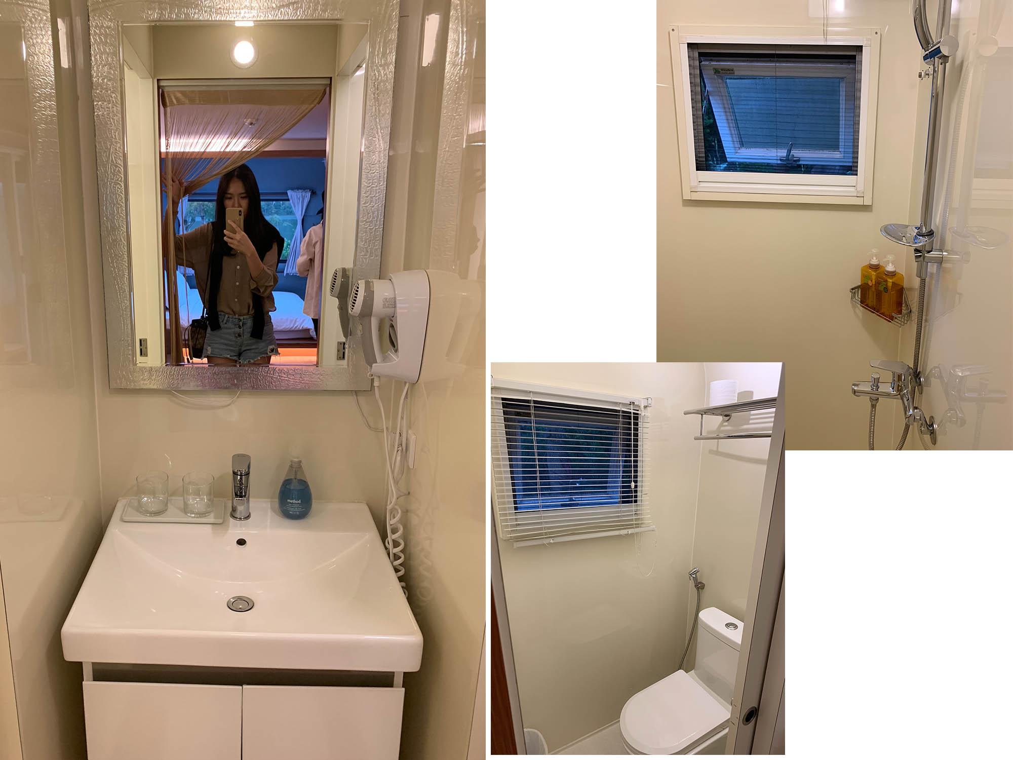 天ㄟ露營車衛浴設備