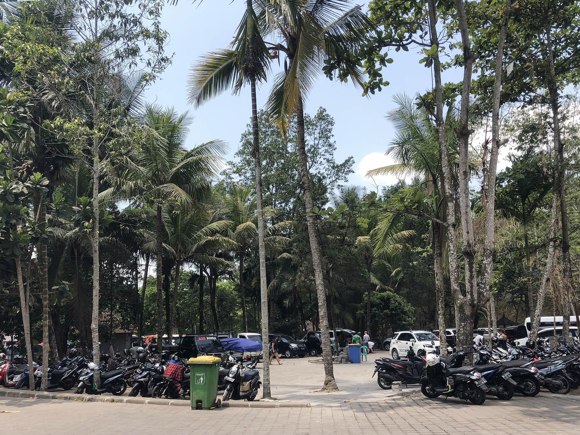 聖泉寺停車場