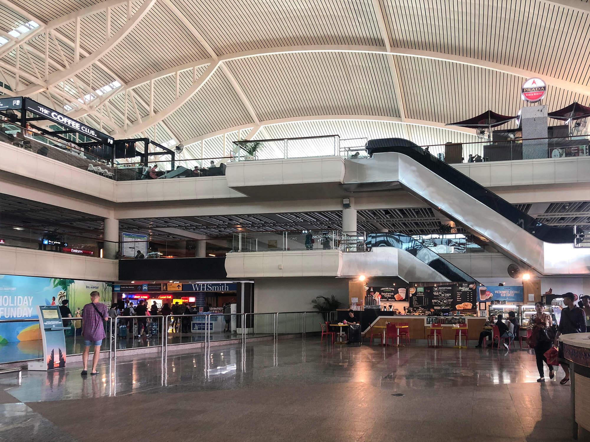 DPS機場大廳