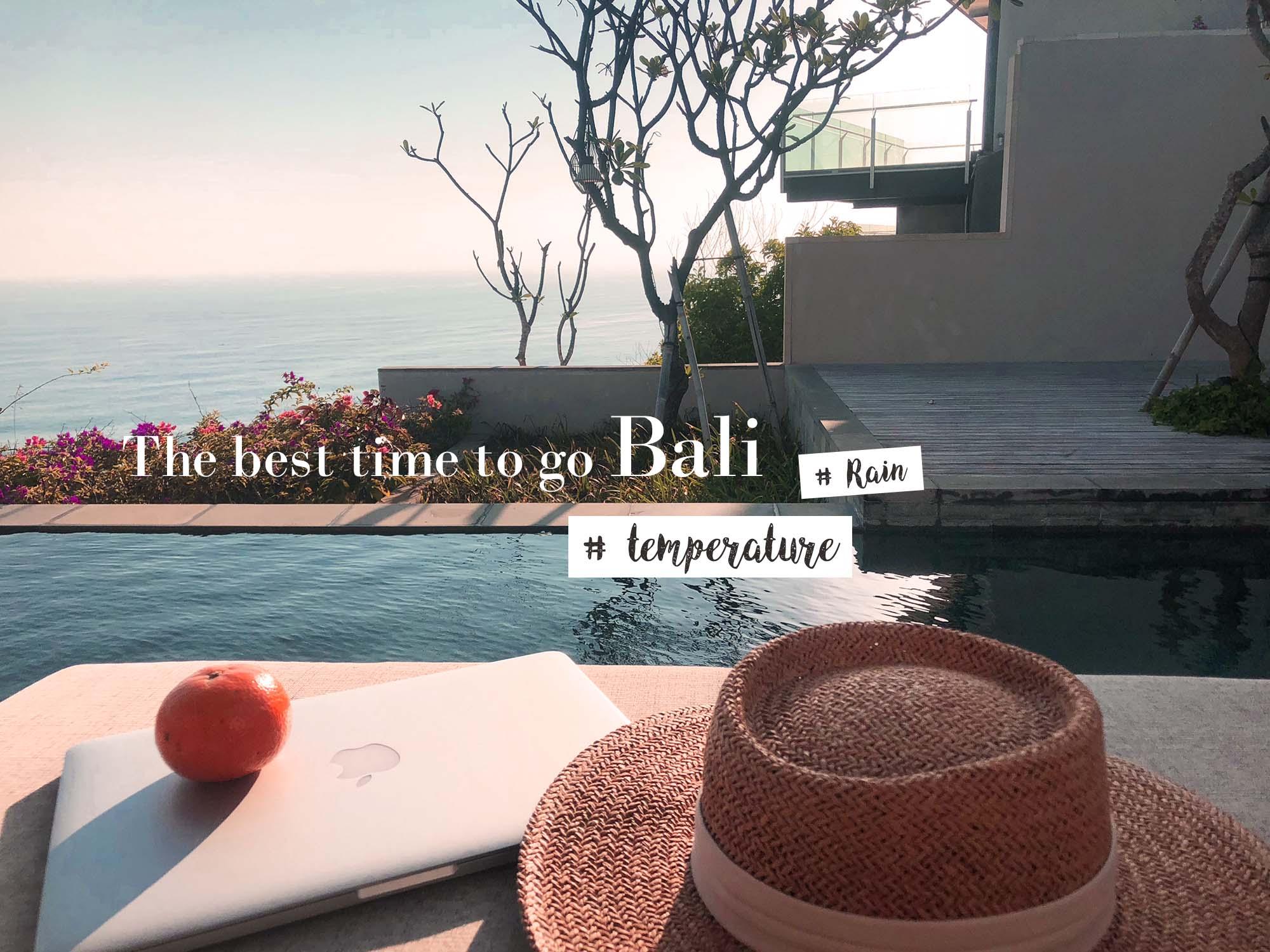 峇里島Bali天氣|最適合去峇里島的季節&月份!