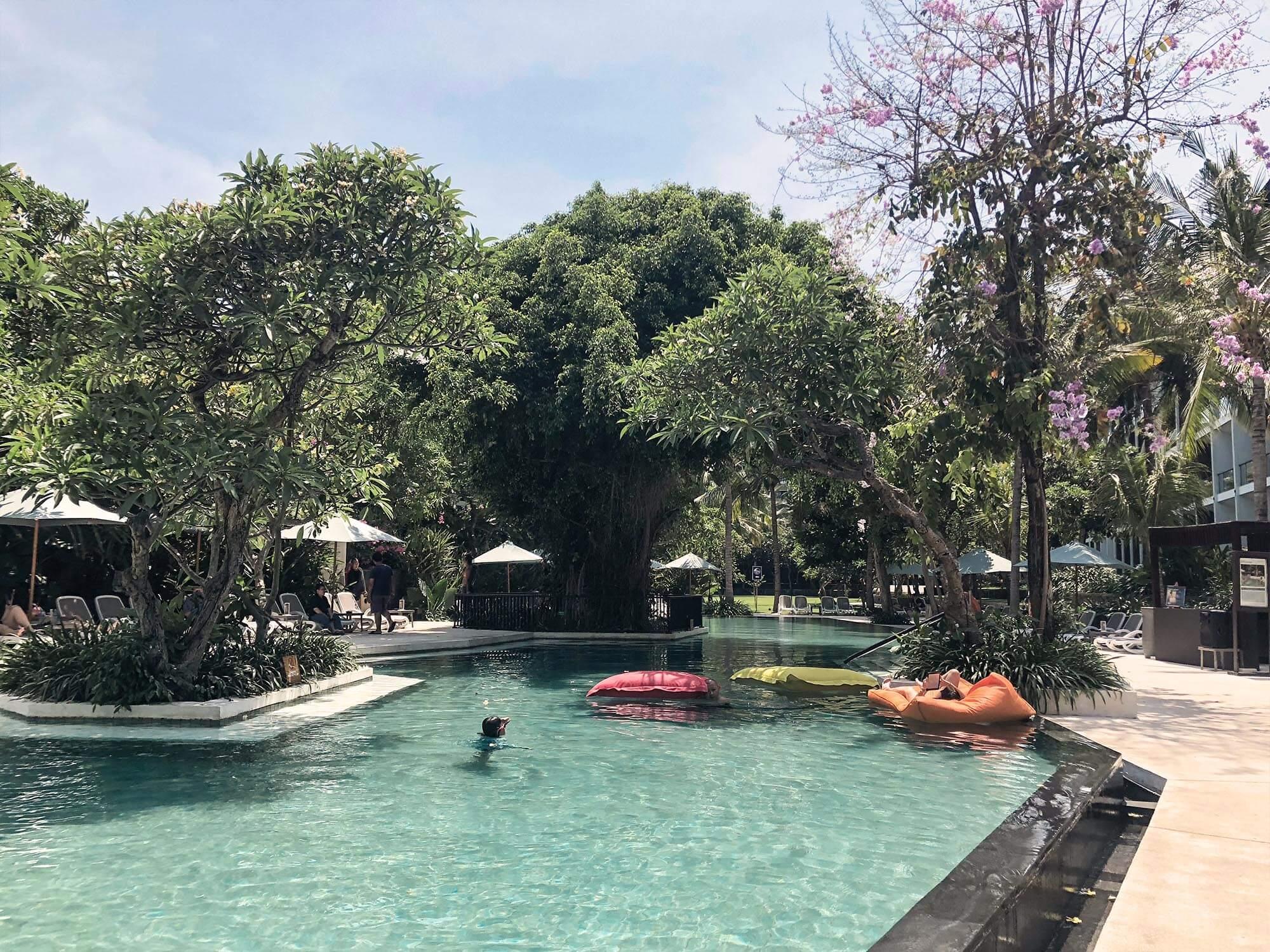 ANVAYA_BAli戶外泳池2