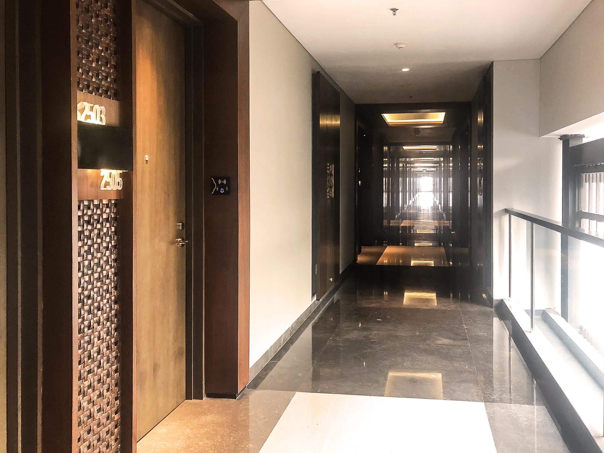 ANVAYA_BAli房間走廊