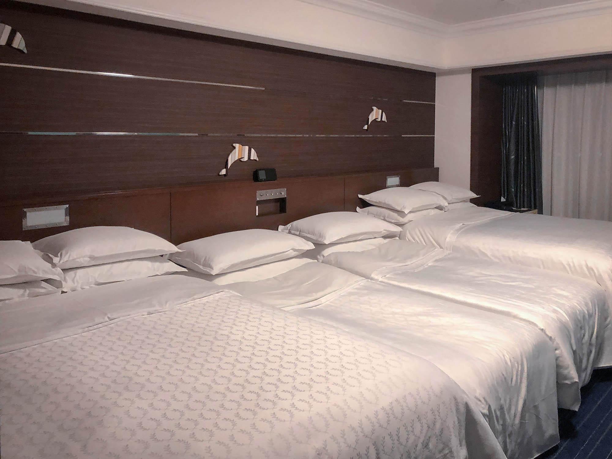 喜來登飯店_room