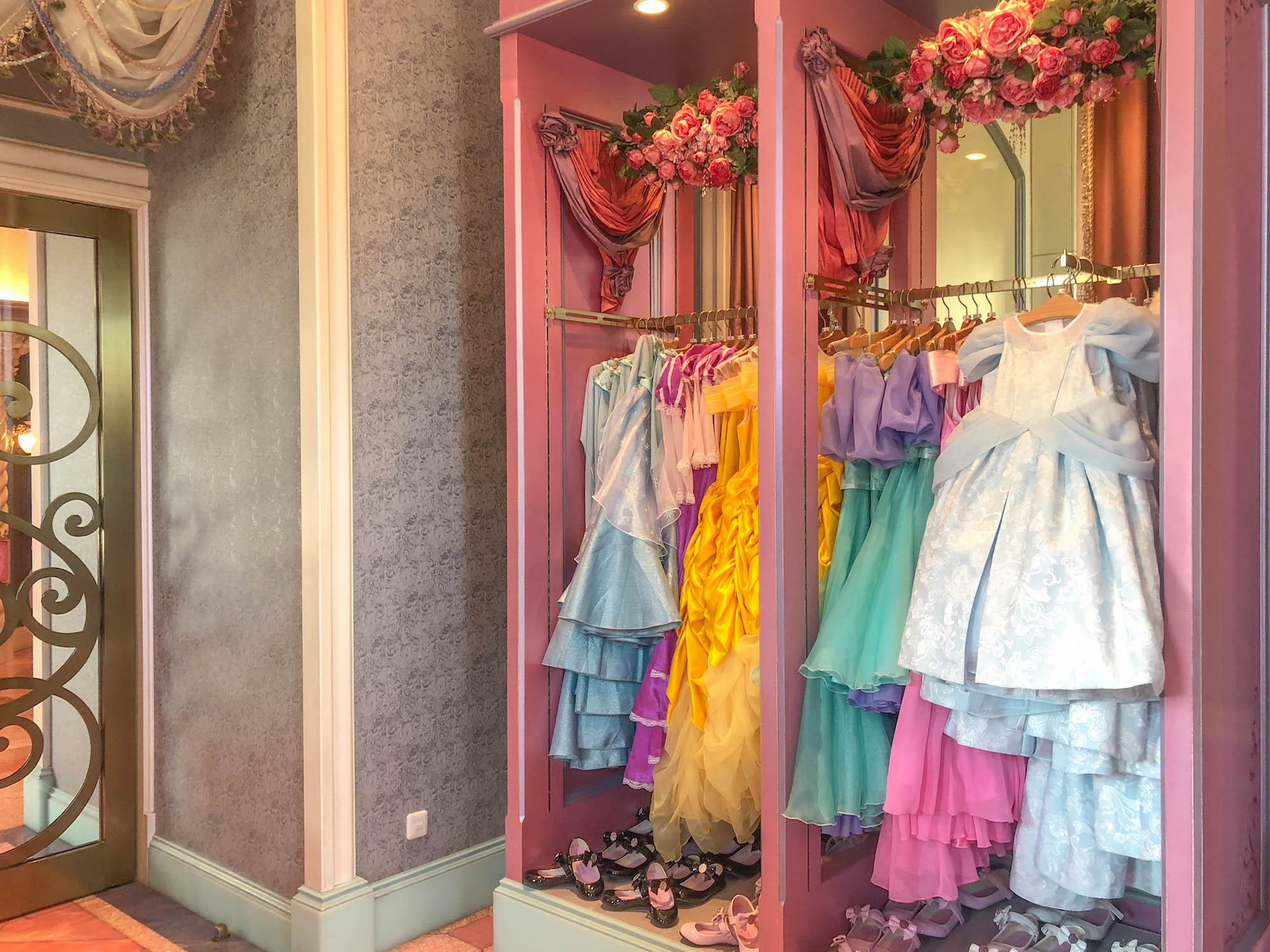 東京迪士尼神仙教母美容院2