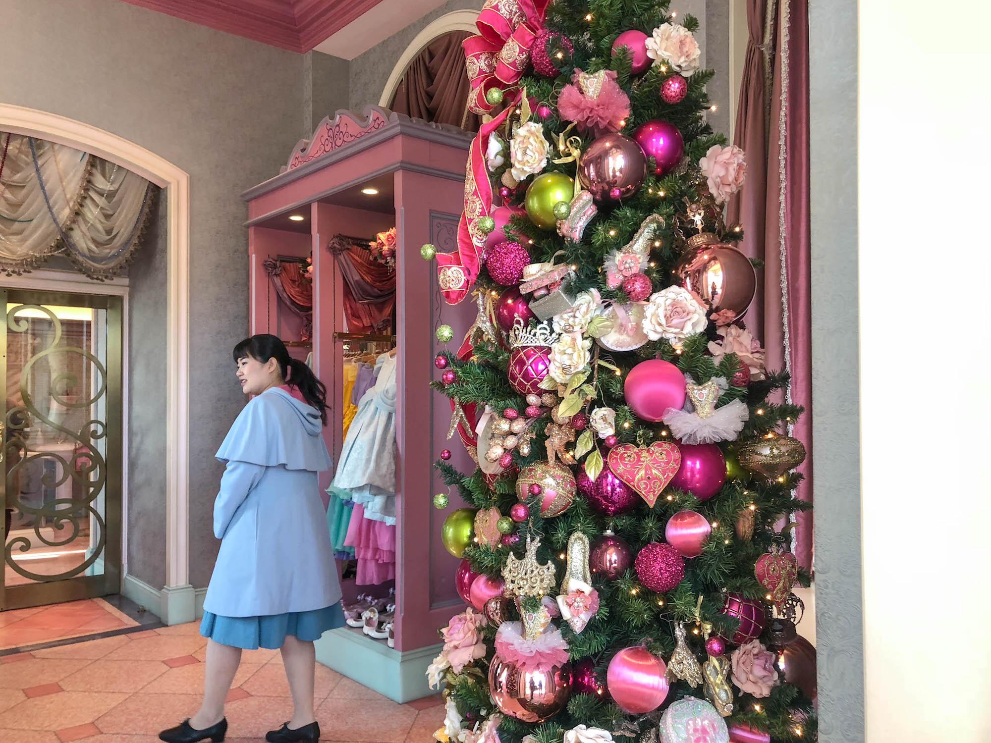 東京迪士尼神仙教母美容院3