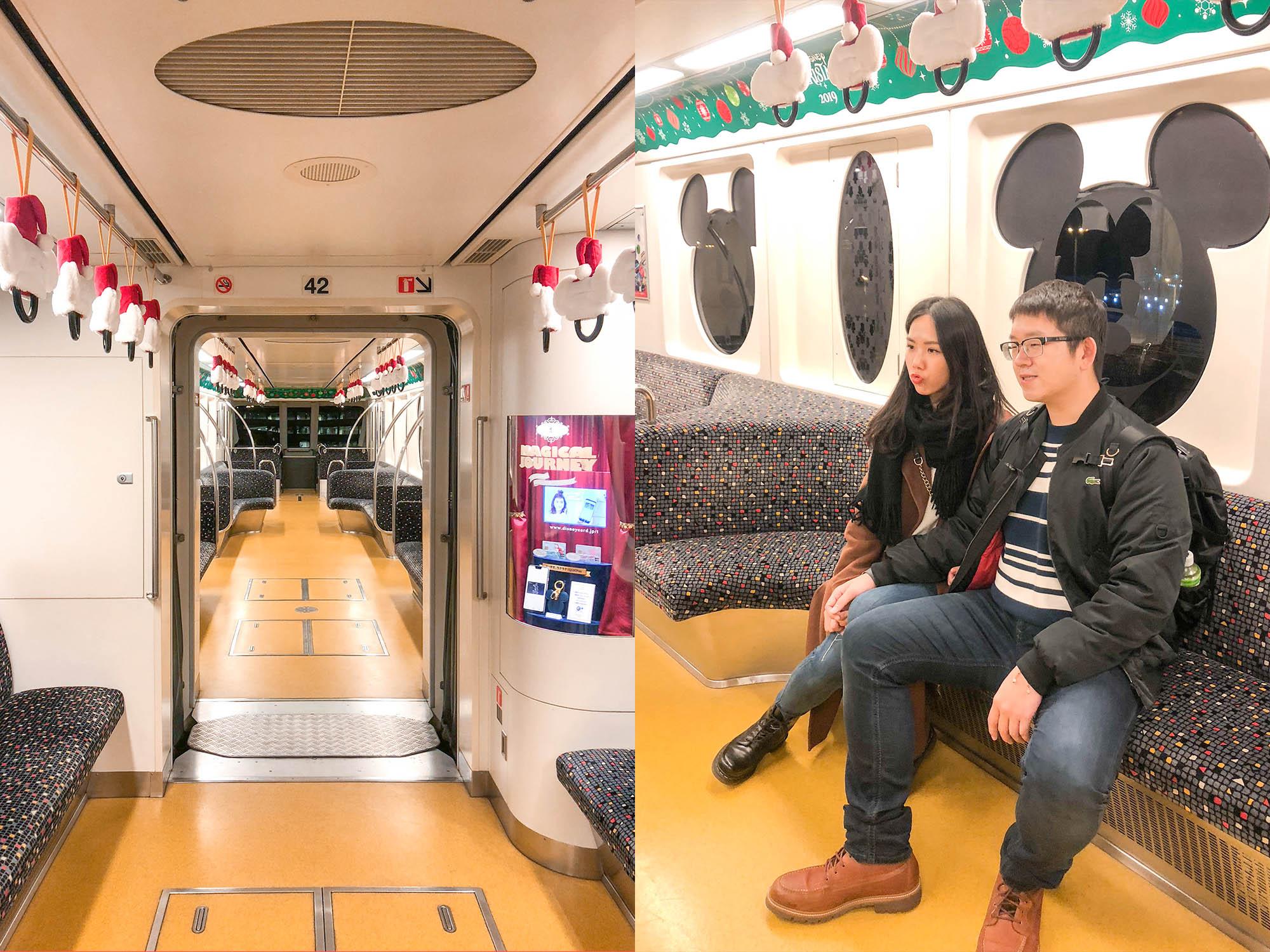 東京迪士尼_列車1