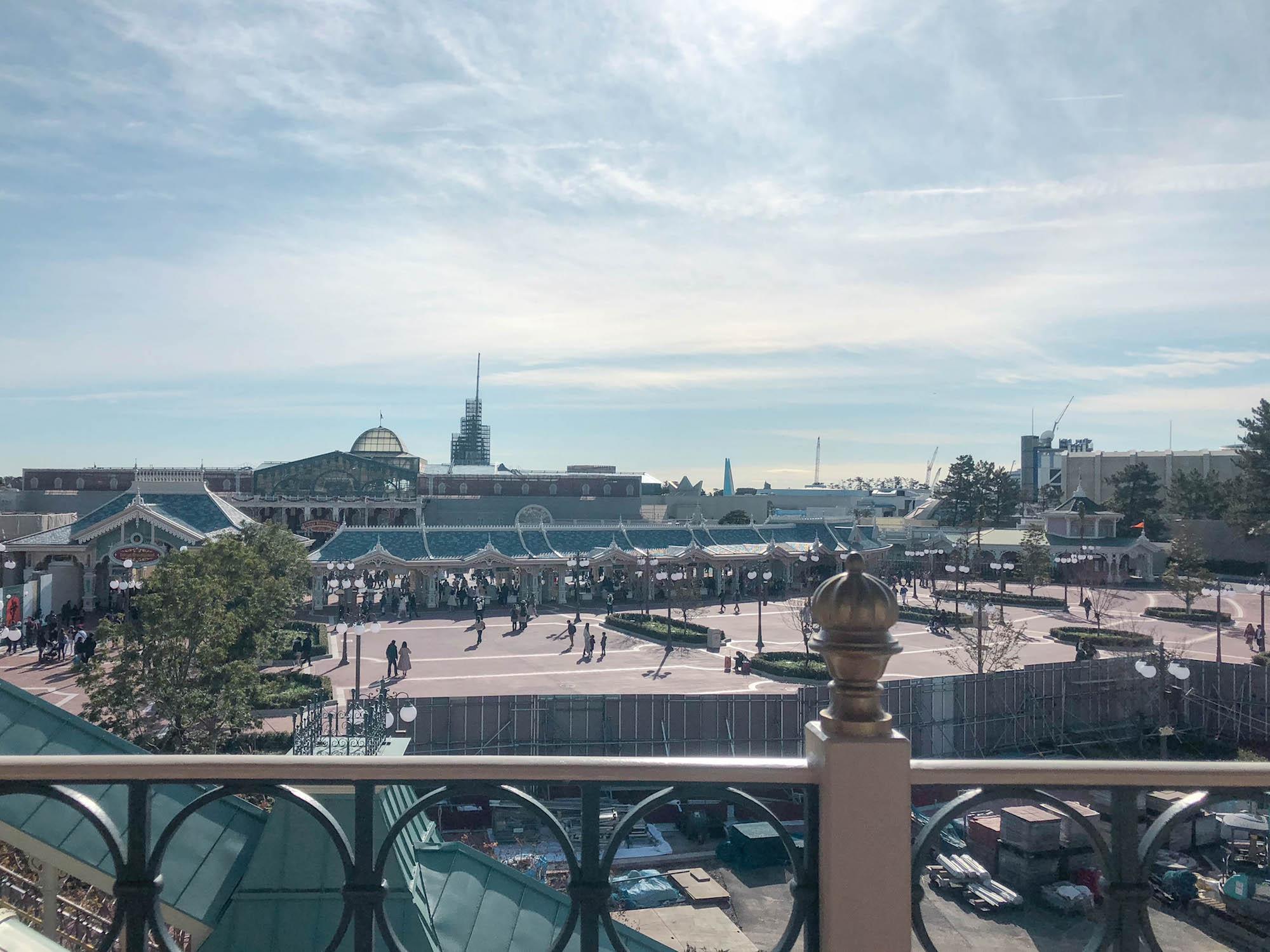 東京Disneyland station