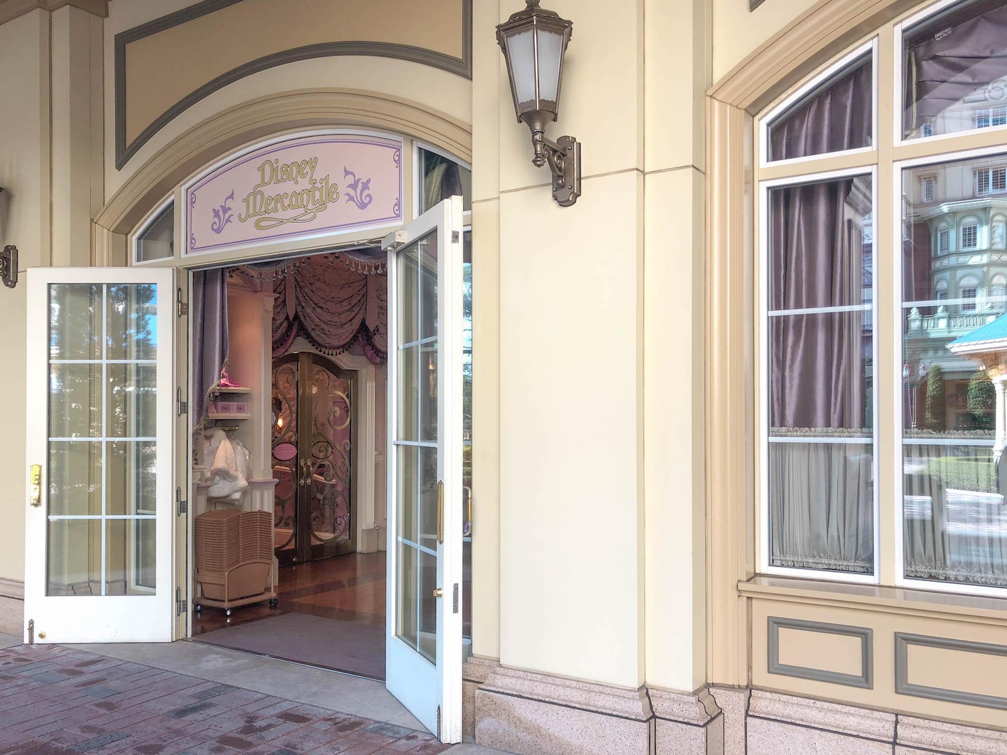 迪士尼商店Disney Mercantile