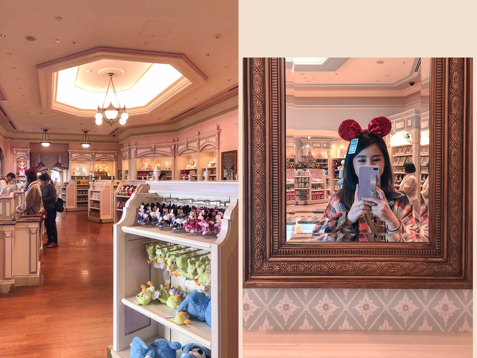迪士尼商店Disney Mercantile1