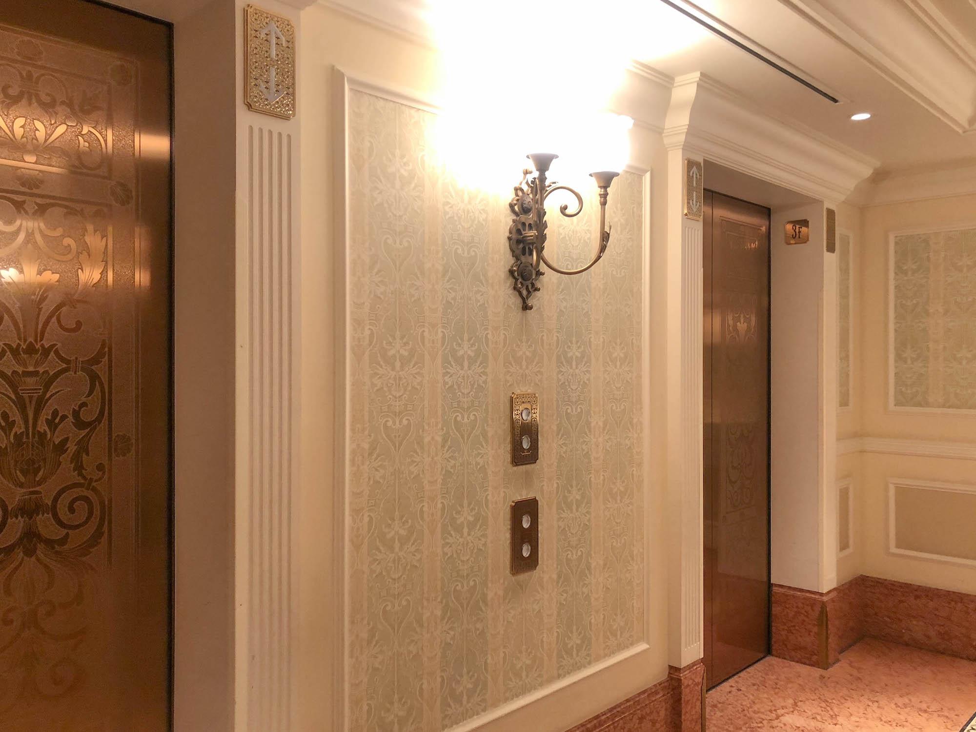 迪士尼樂園飯店_走廊2
