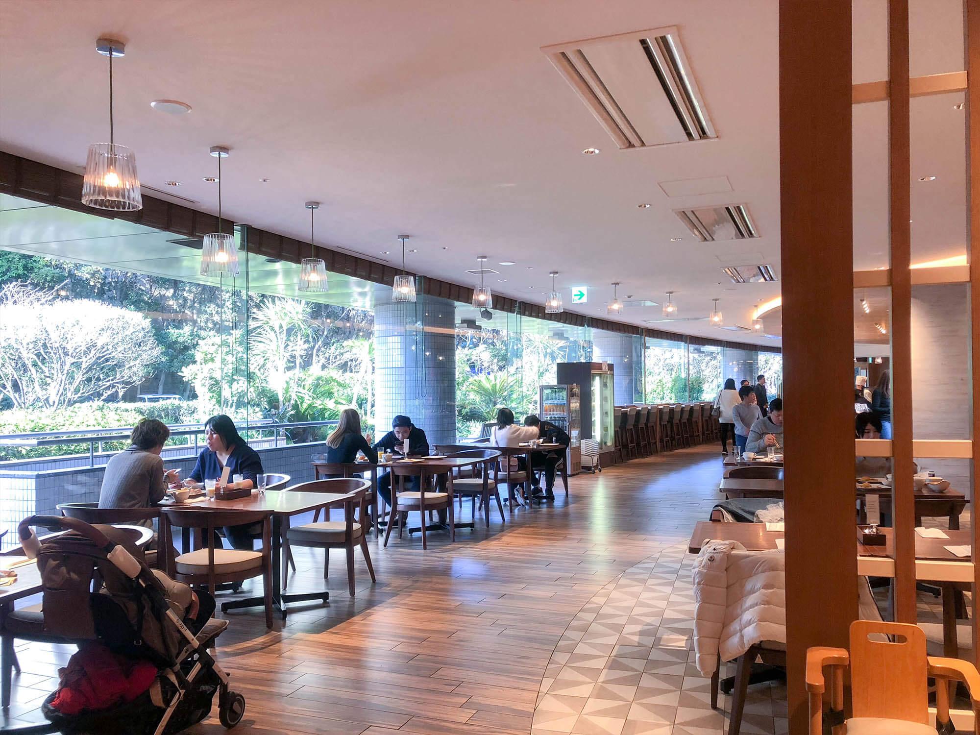 Galleria Cafe咖啡廳2