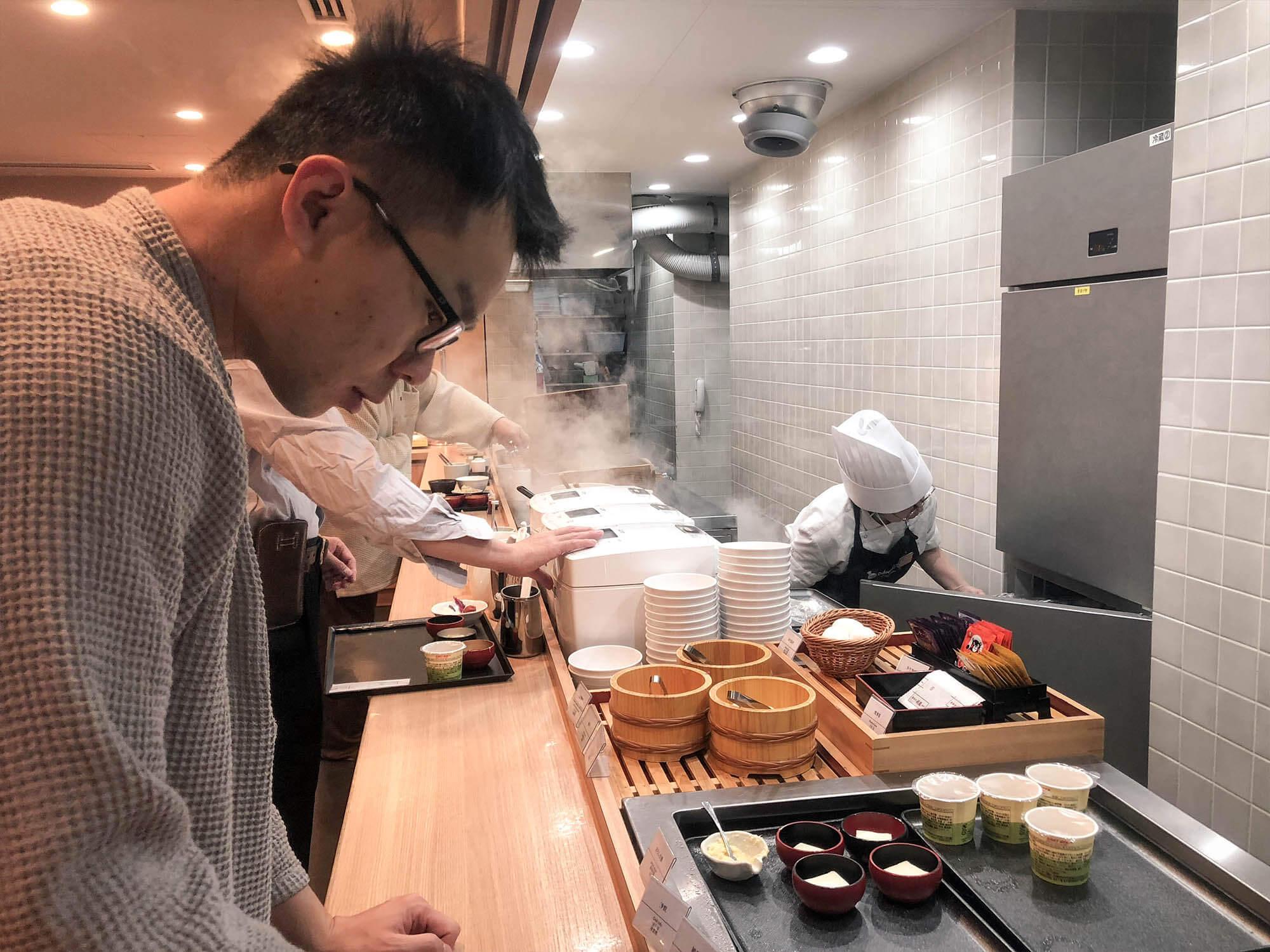 Dormyinn日本橋_hatago早餐4