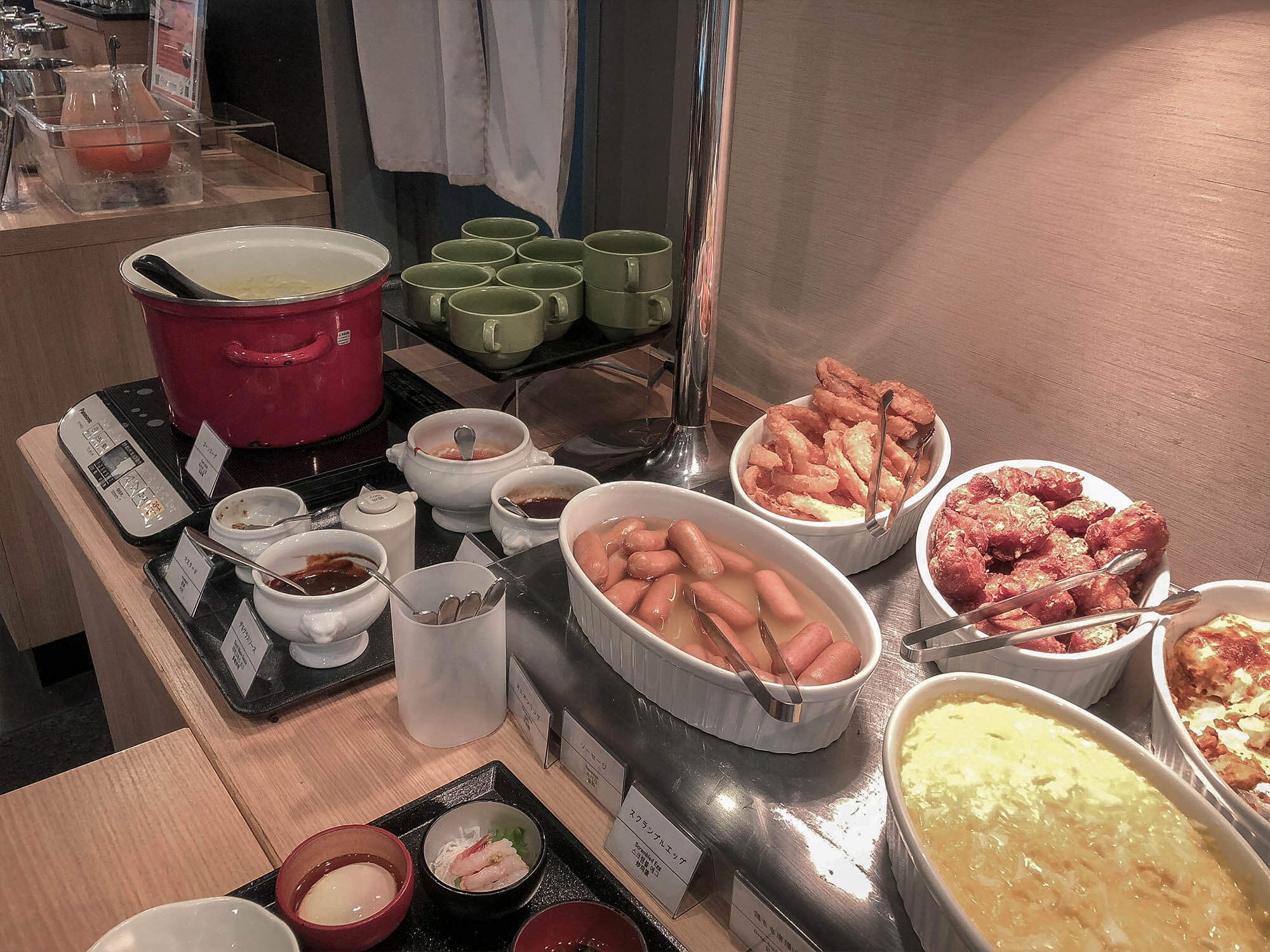 Dormyinn日本橋_hatago早餐7