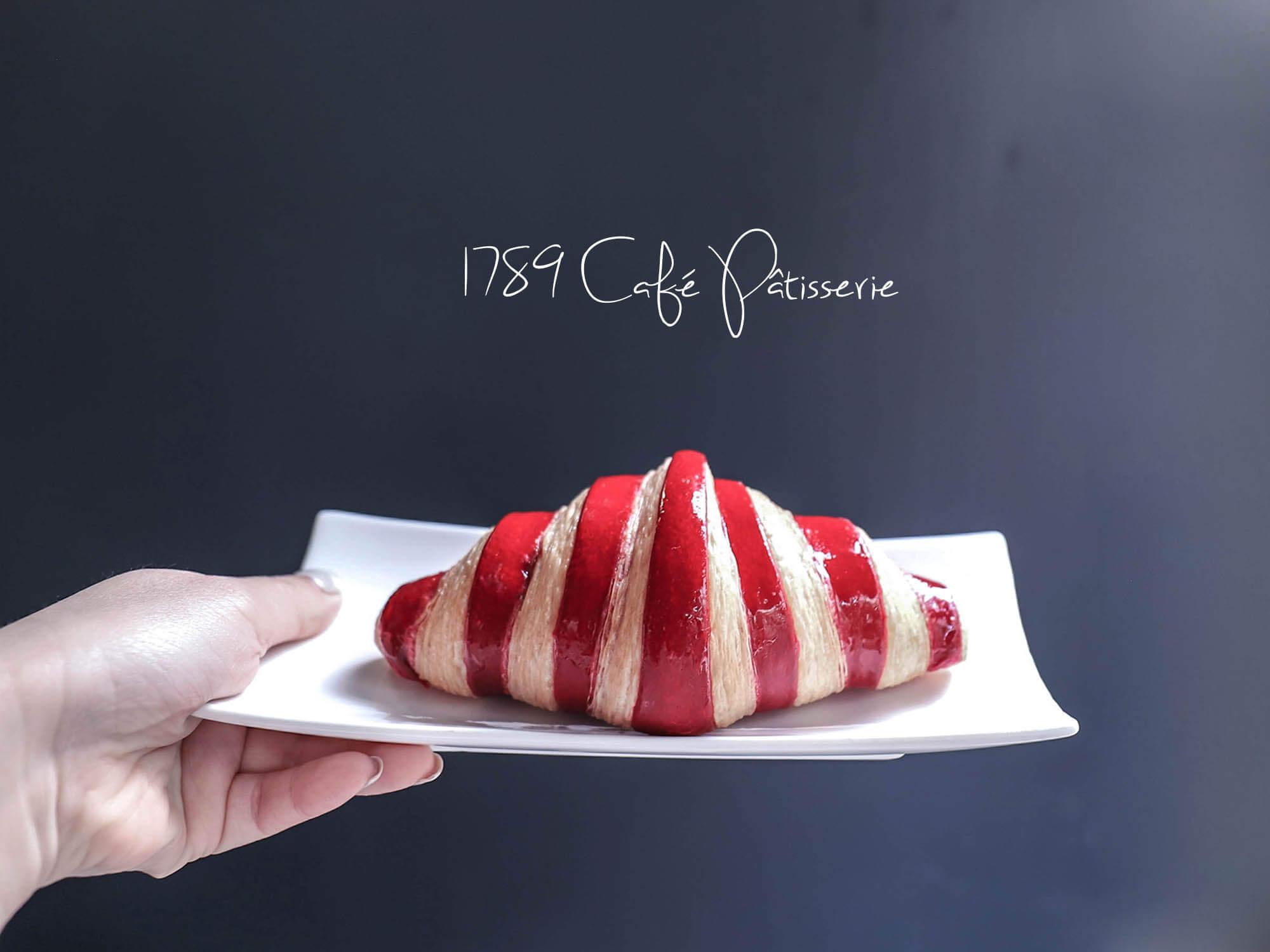 東區甜點下午茶|來自法國的手作甜點,閃電泡芙&法式千層1789 Café Pâtisserie, by Cyrille Courant,結合當季食材揉出創意口味