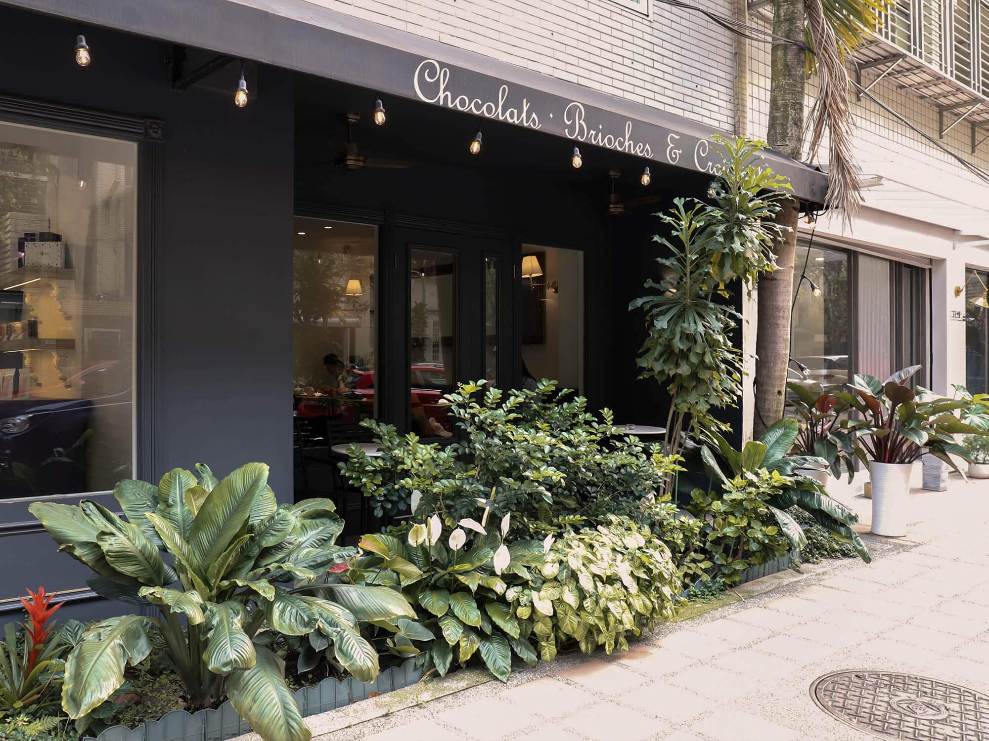 1789 Café Pâtisserie門口1